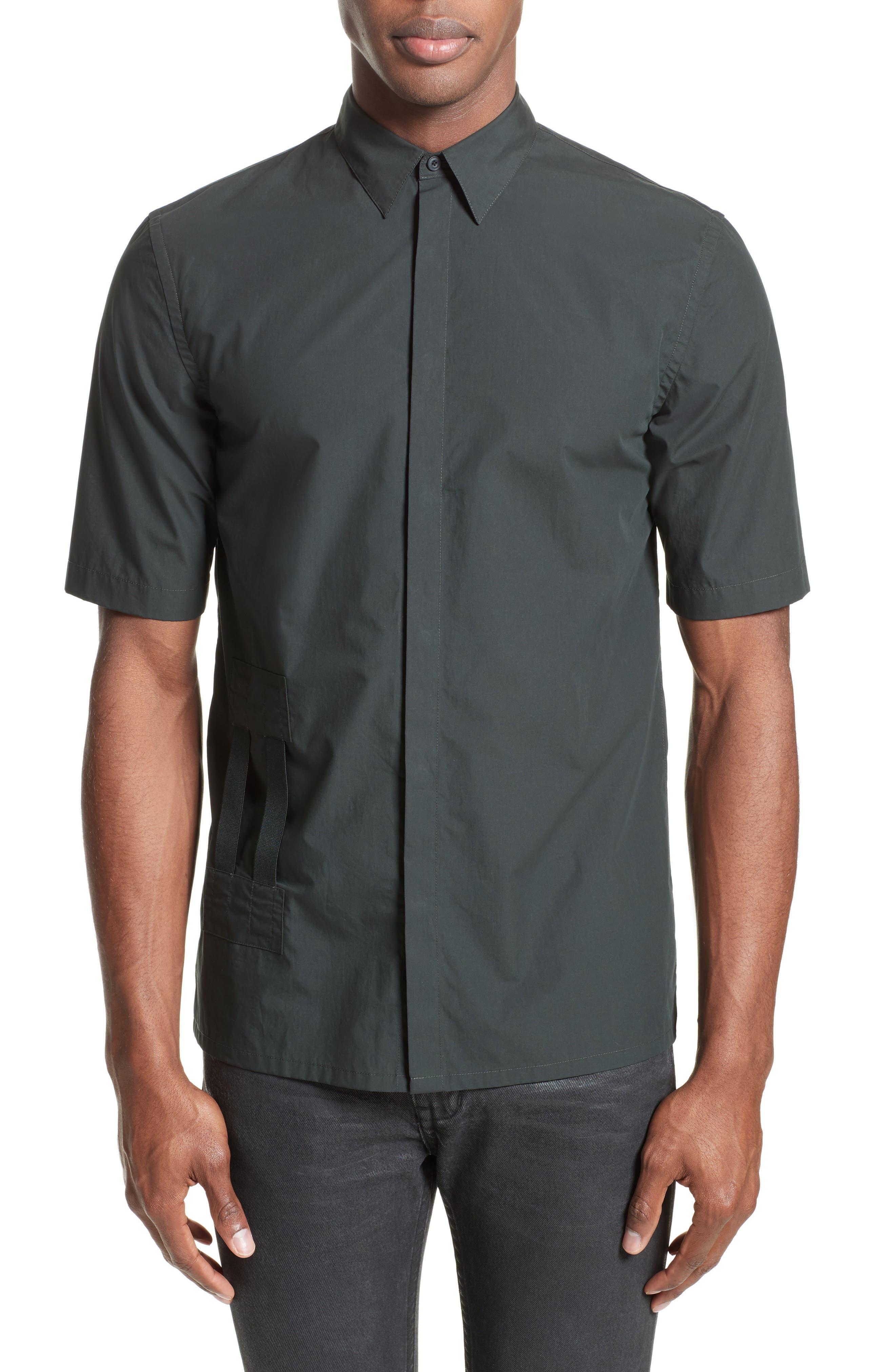 Helmut Lang Bar Tab Shirt