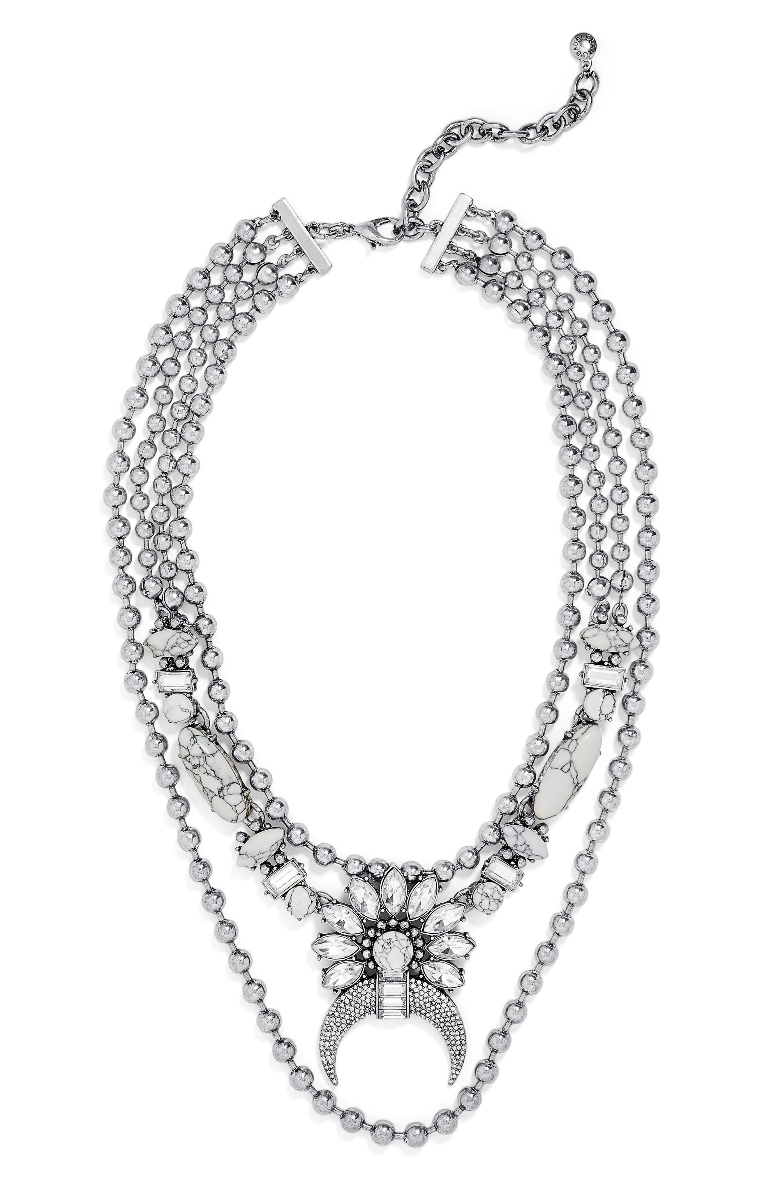 BAUBLEBAR Isadora Bib Necklace