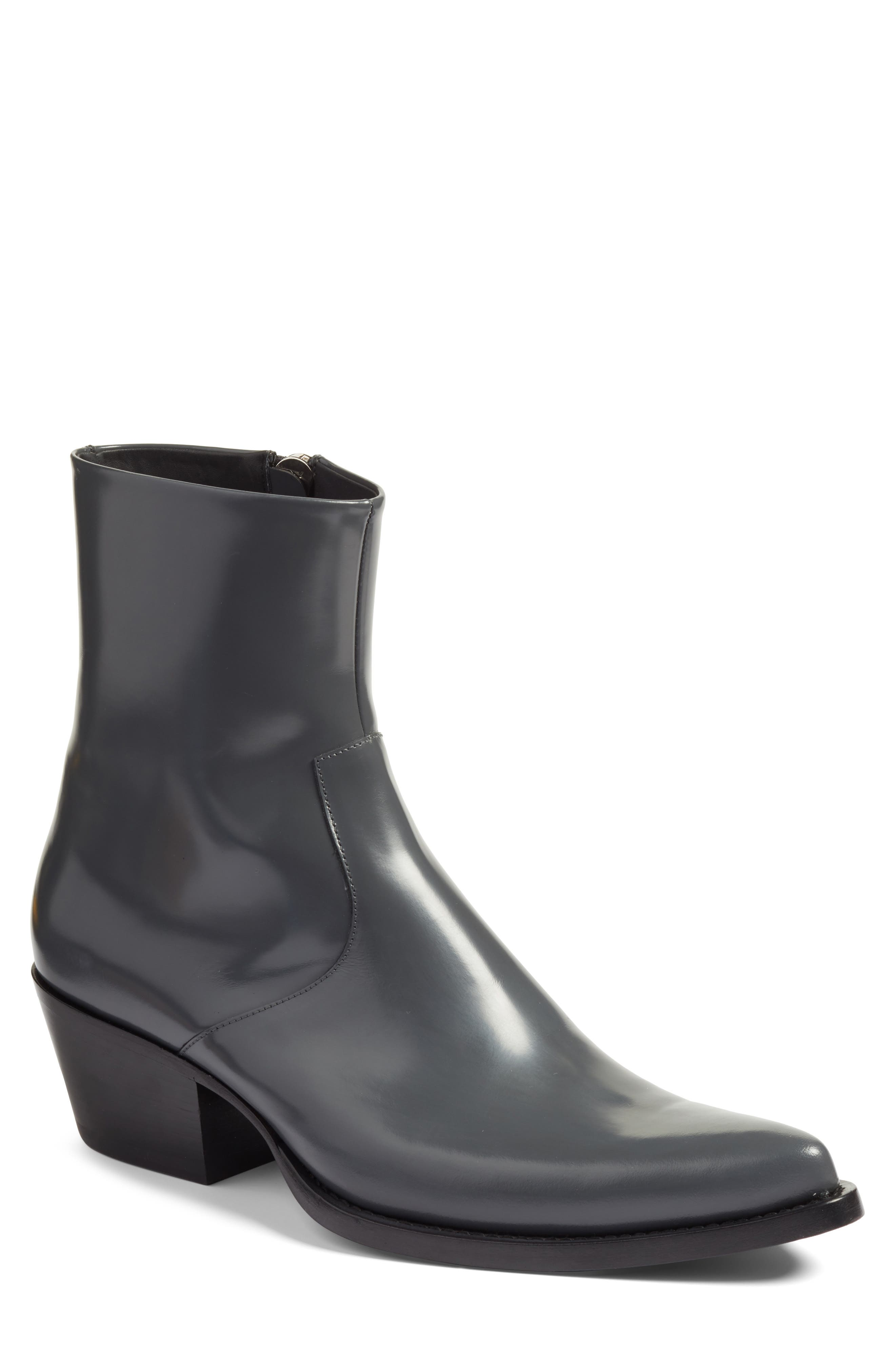 Tex Boot,                             Main thumbnail 1, color,                             Anthracite Leather
