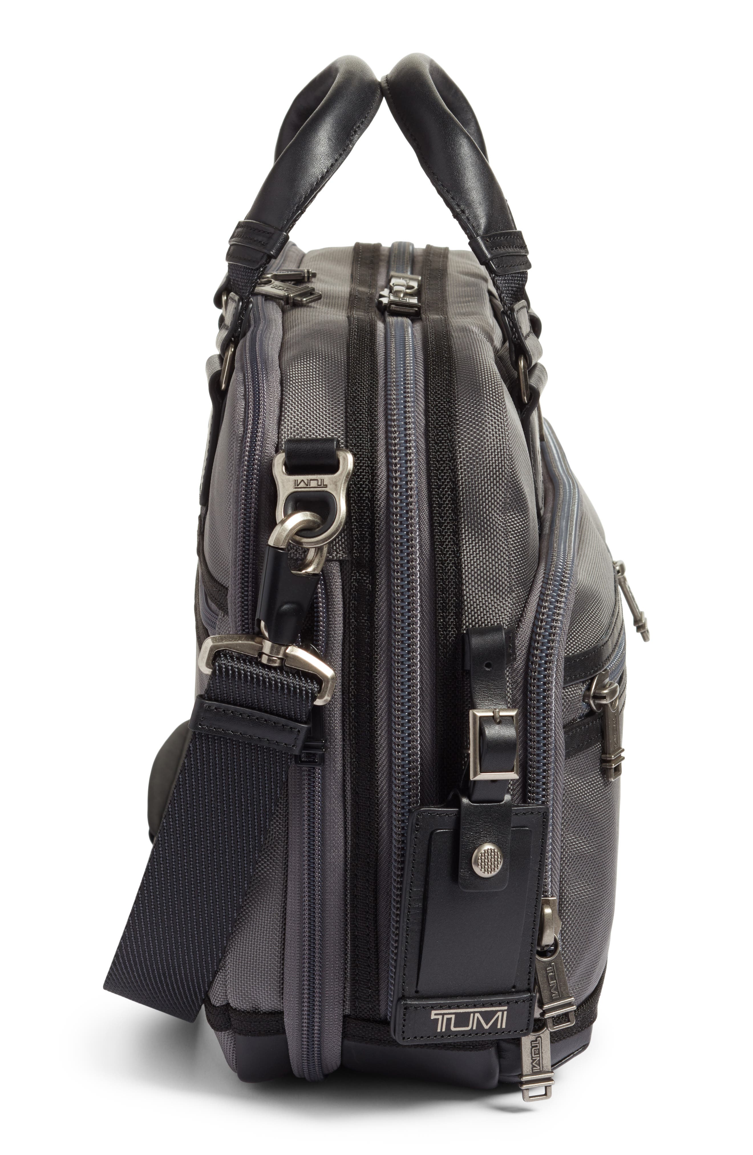 Alternate Image 4  - Tumi Alpha Bravo - Andersen Slim Commuter Bag