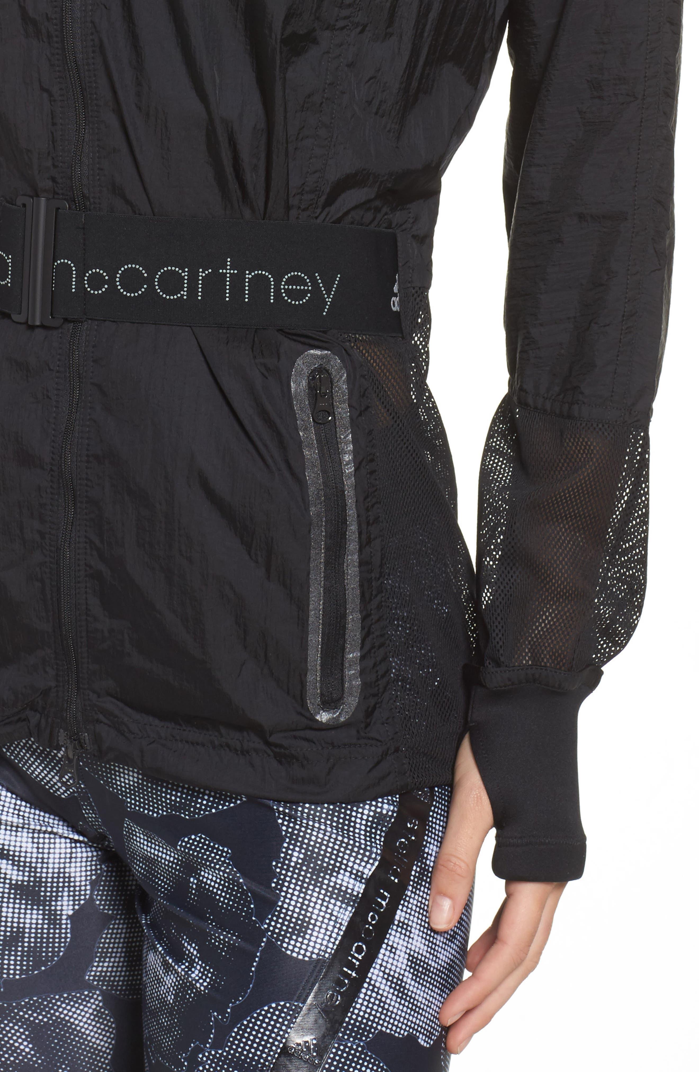 Alternate Image 4  - adidas by Stella McCartney Climastorm® Run Jacket