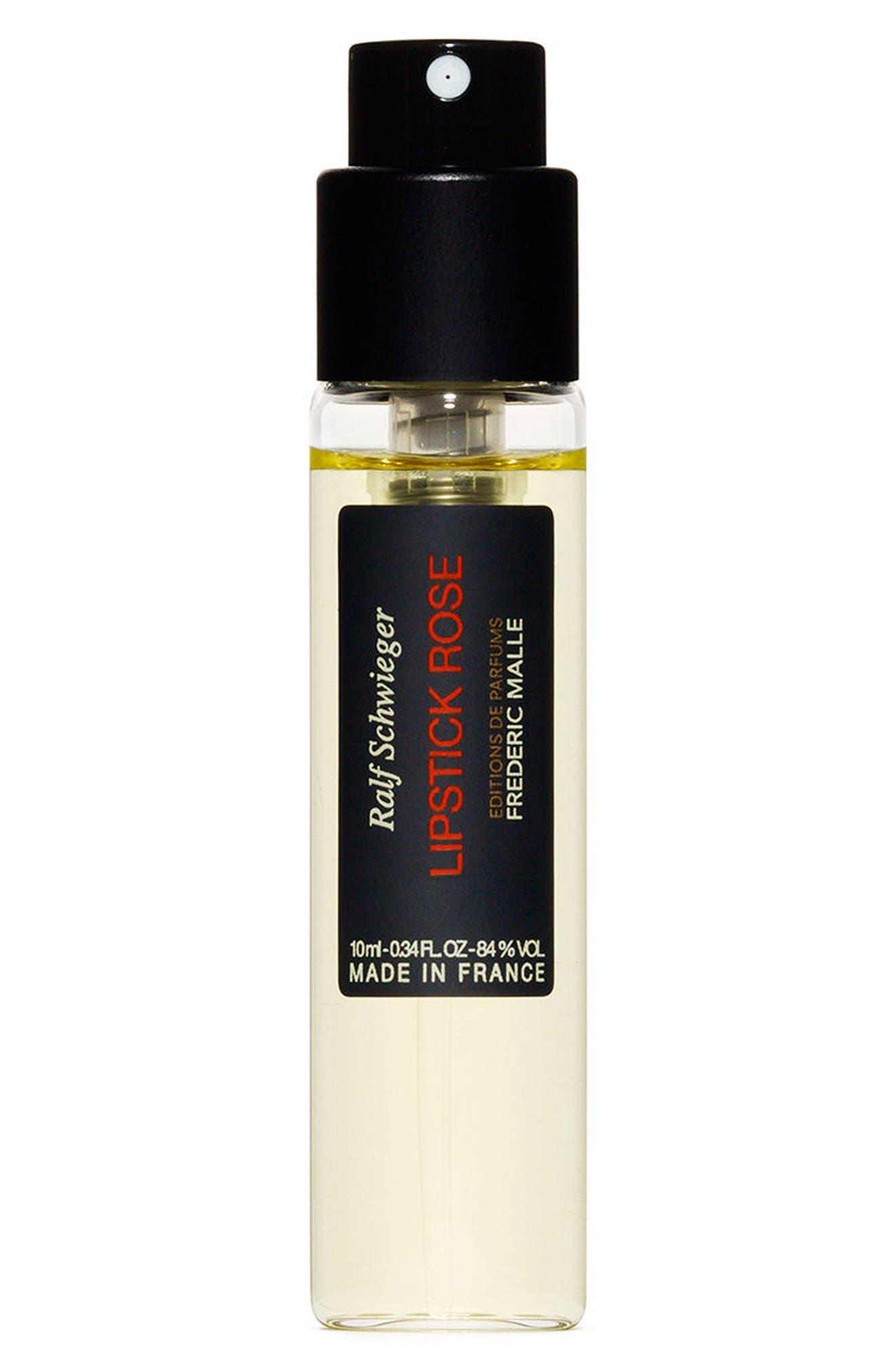 Main Image - Editions de Parfums Frédéric Malle Lipstick Rose Travel Fragrance Spray