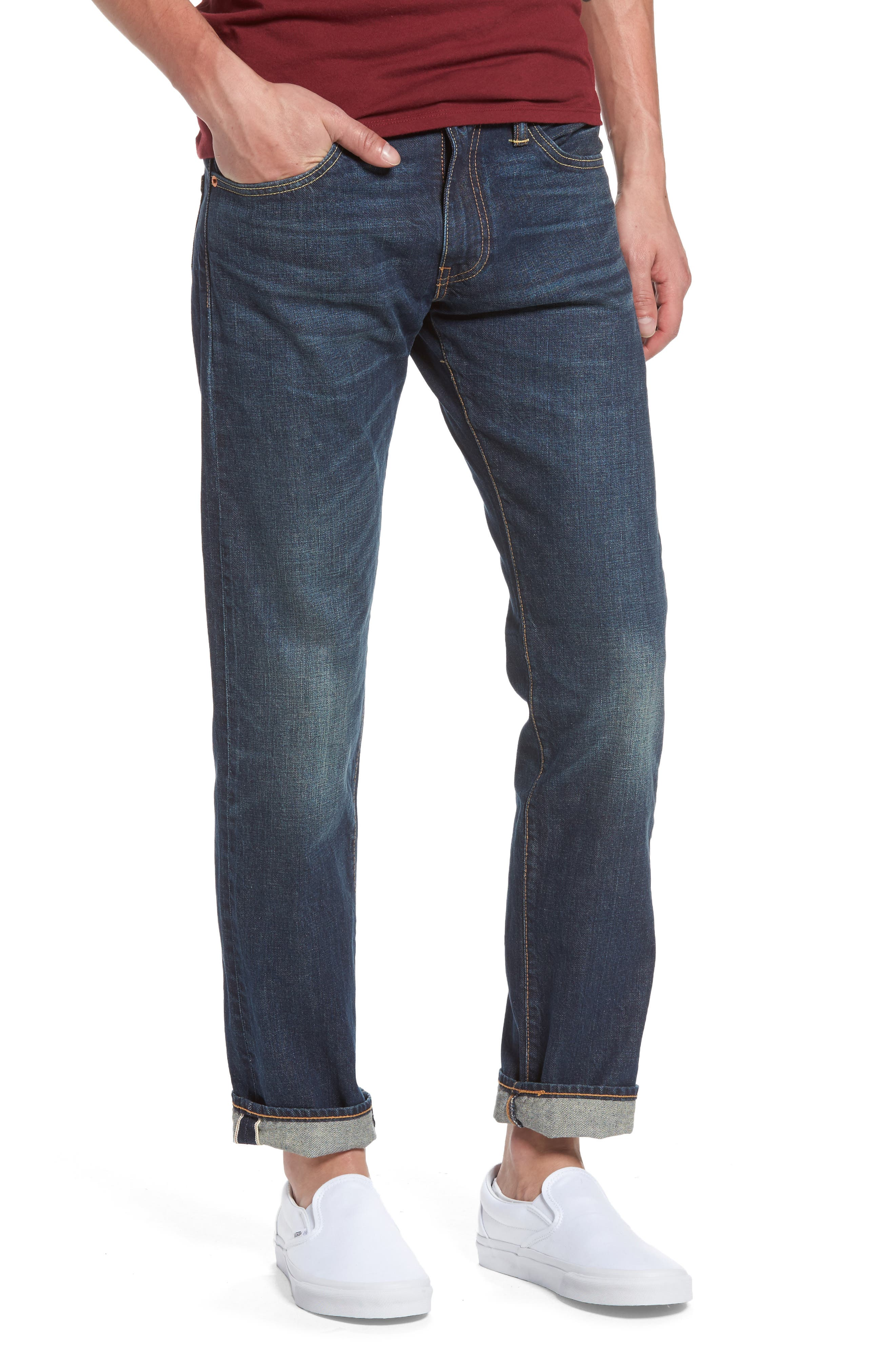 511<sup>™</sup> Slim Fit Jeans,                             Main thumbnail 1, color,                             Stang