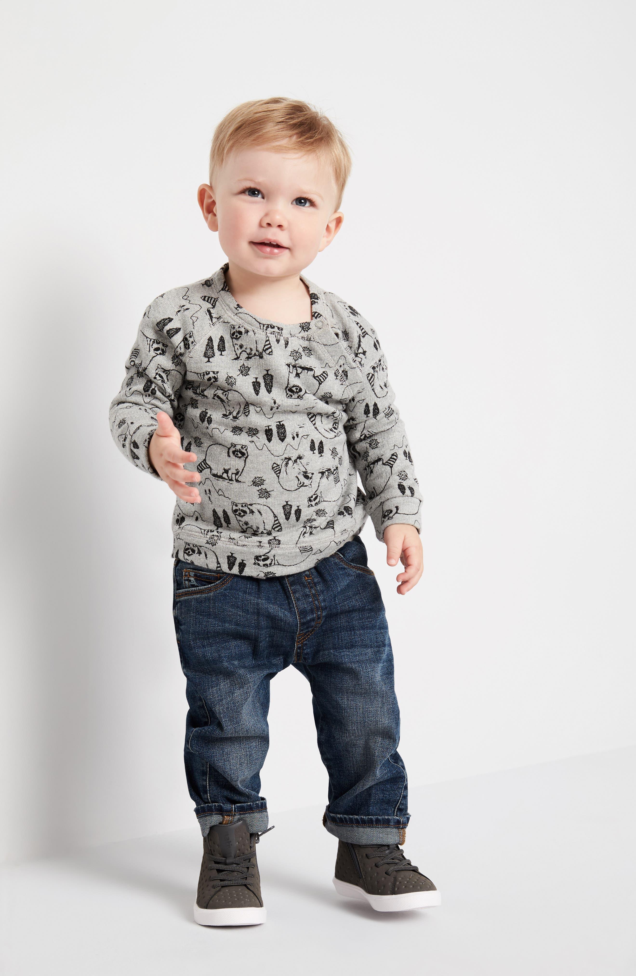 Alternate Image 5  - Tucker + Tate Tucker Jeans (Baby)