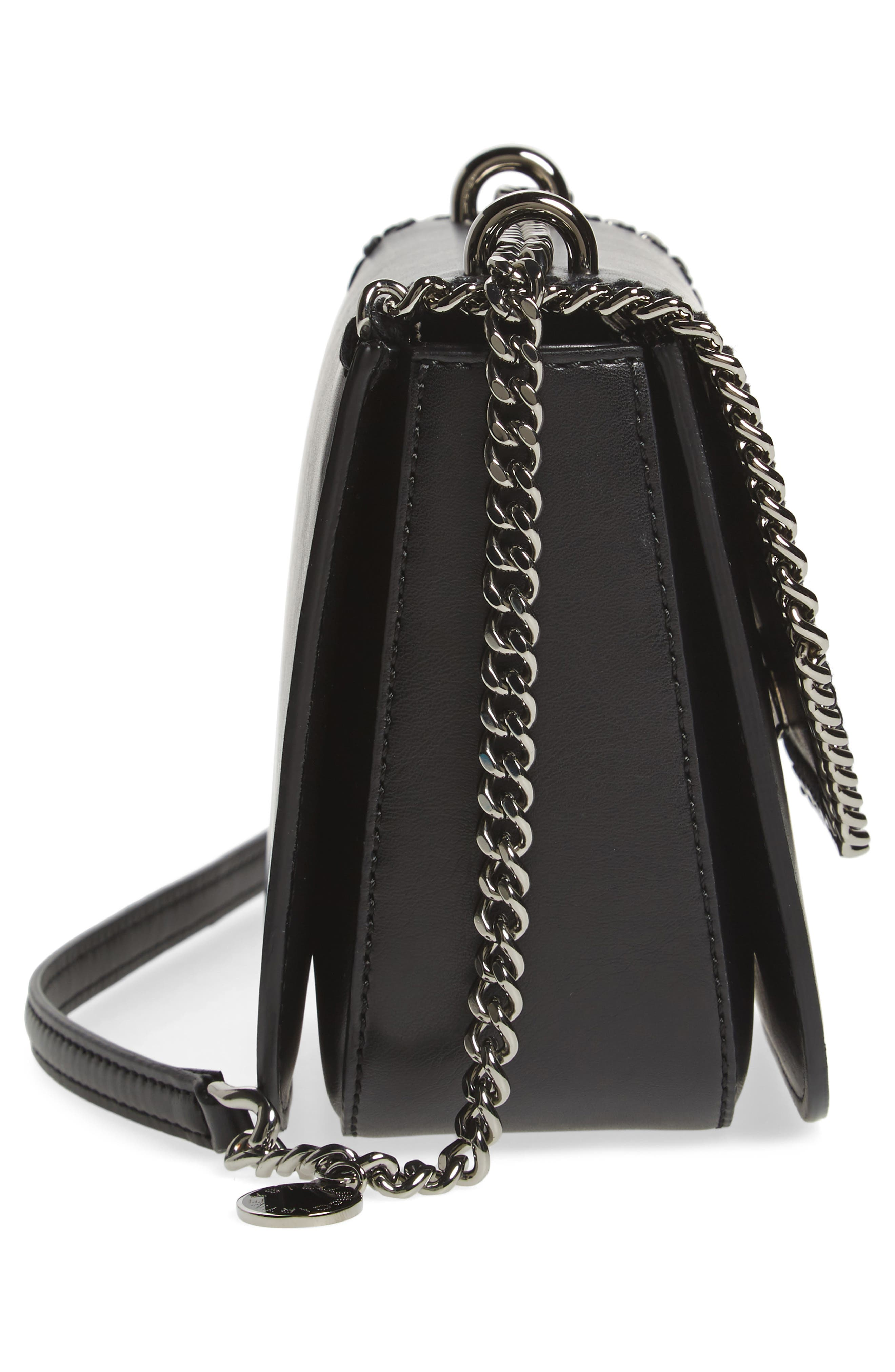 Alternate Image 5  - Stella McCartney Small Falabella Box Alter Nappa Faux Leather Crossbody Bag