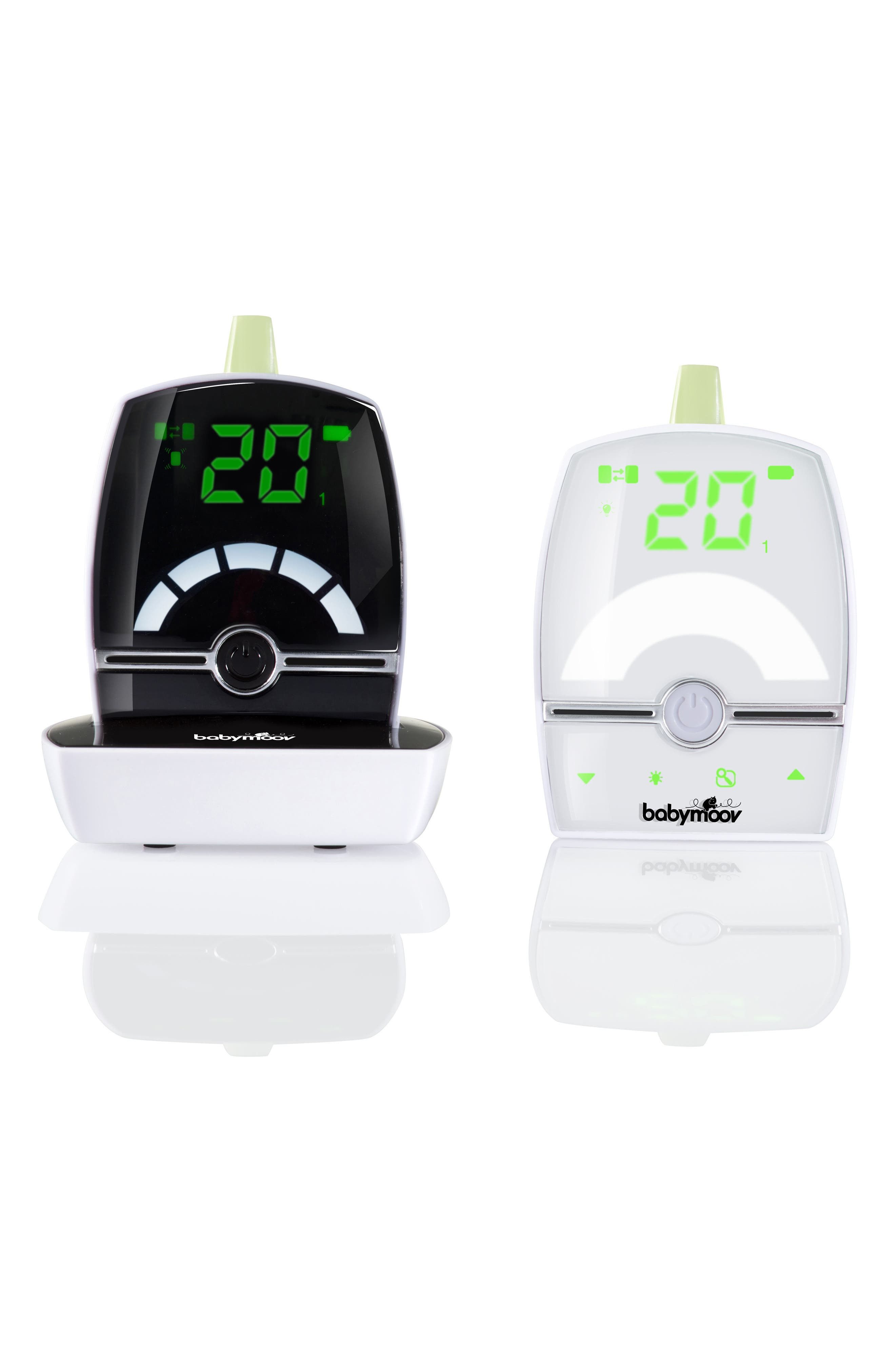Alternate Image 1 Selected - Babymoov Premium Care Baby Monitor