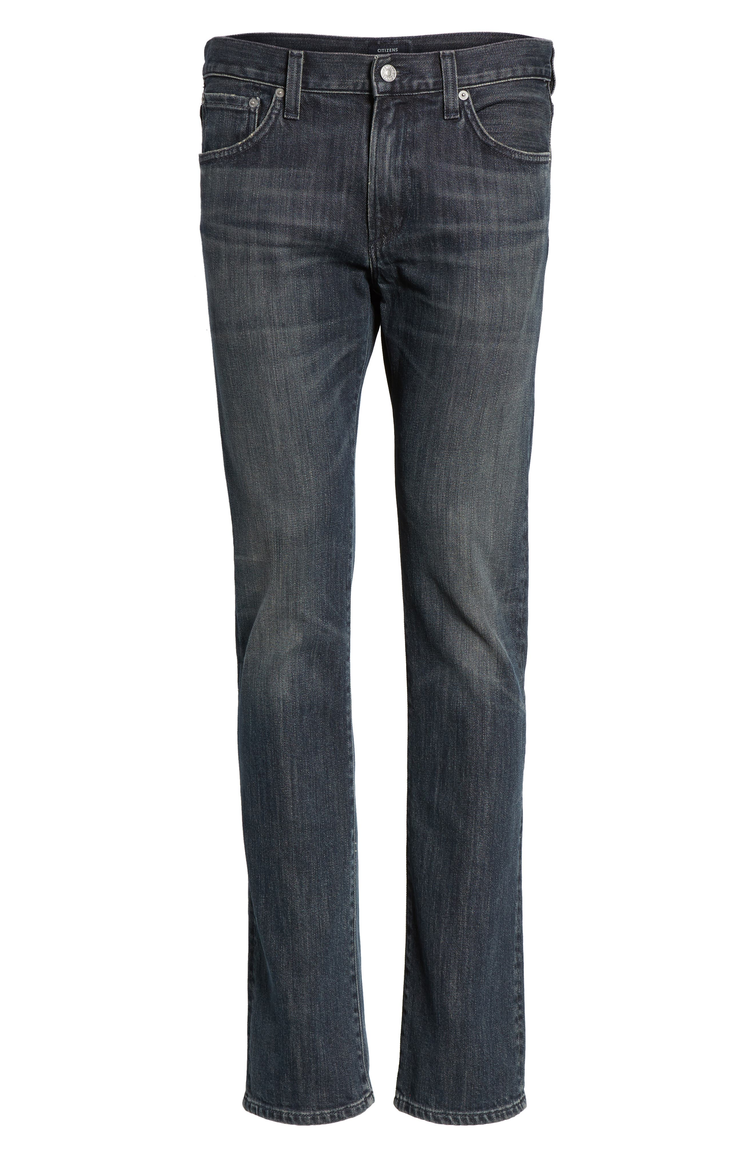 Alternate Image 6  - Citizens of Humanity Gage Slim Straight Leg Jeans (Sycamore)