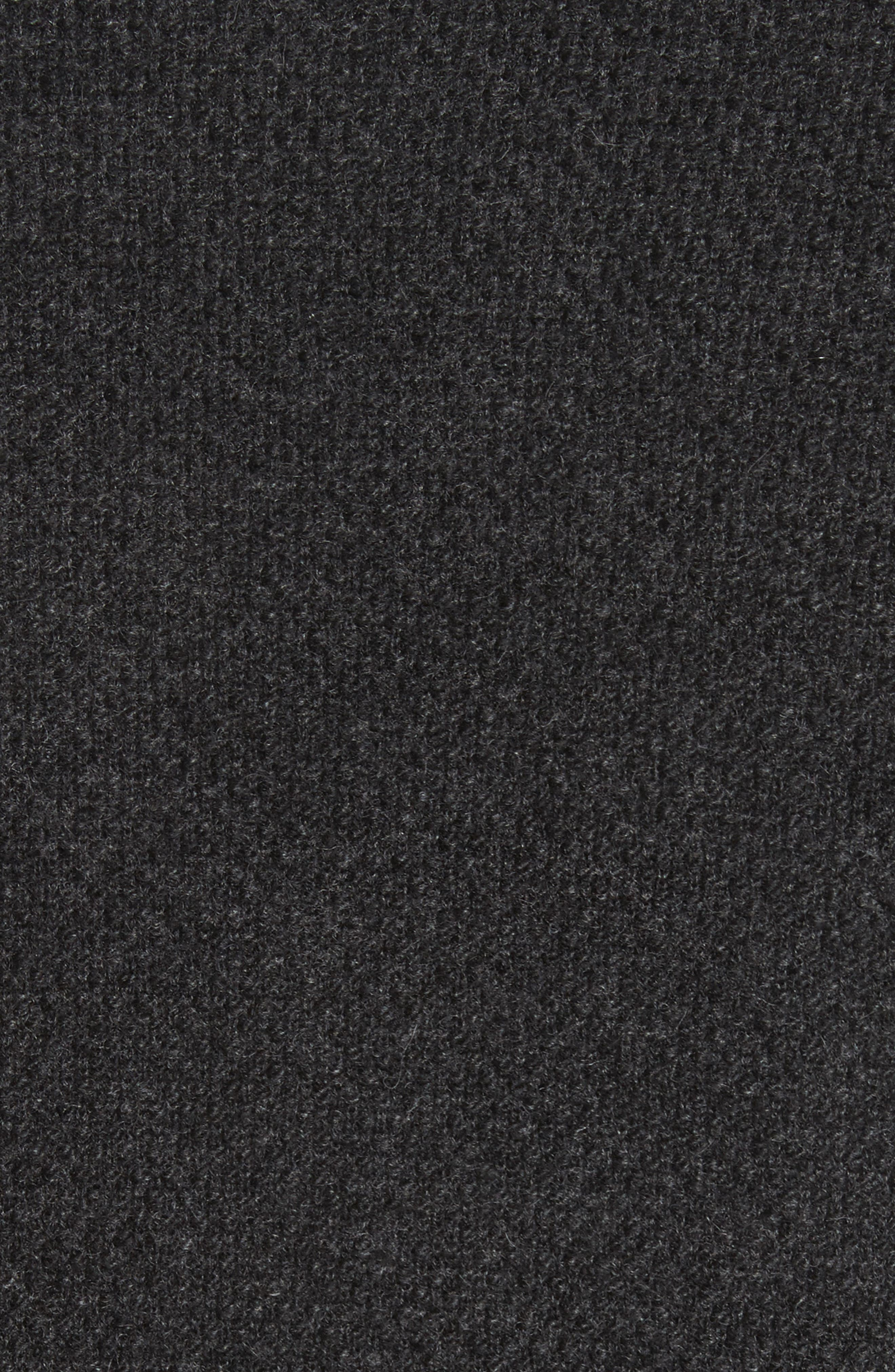 Cashmere Sweater Jacket,                             Alternate thumbnail 5, color,                             Anthracite