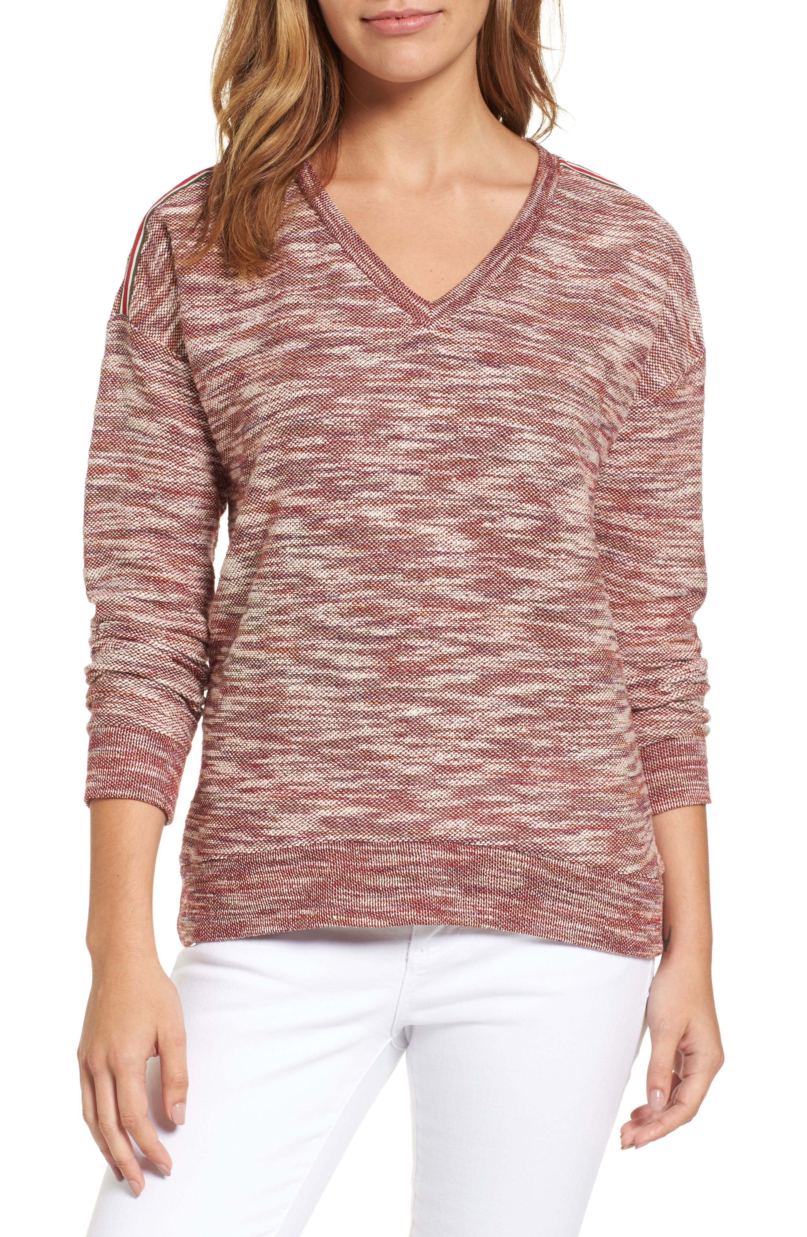 KUT from The Kloth V-Neck Sweater