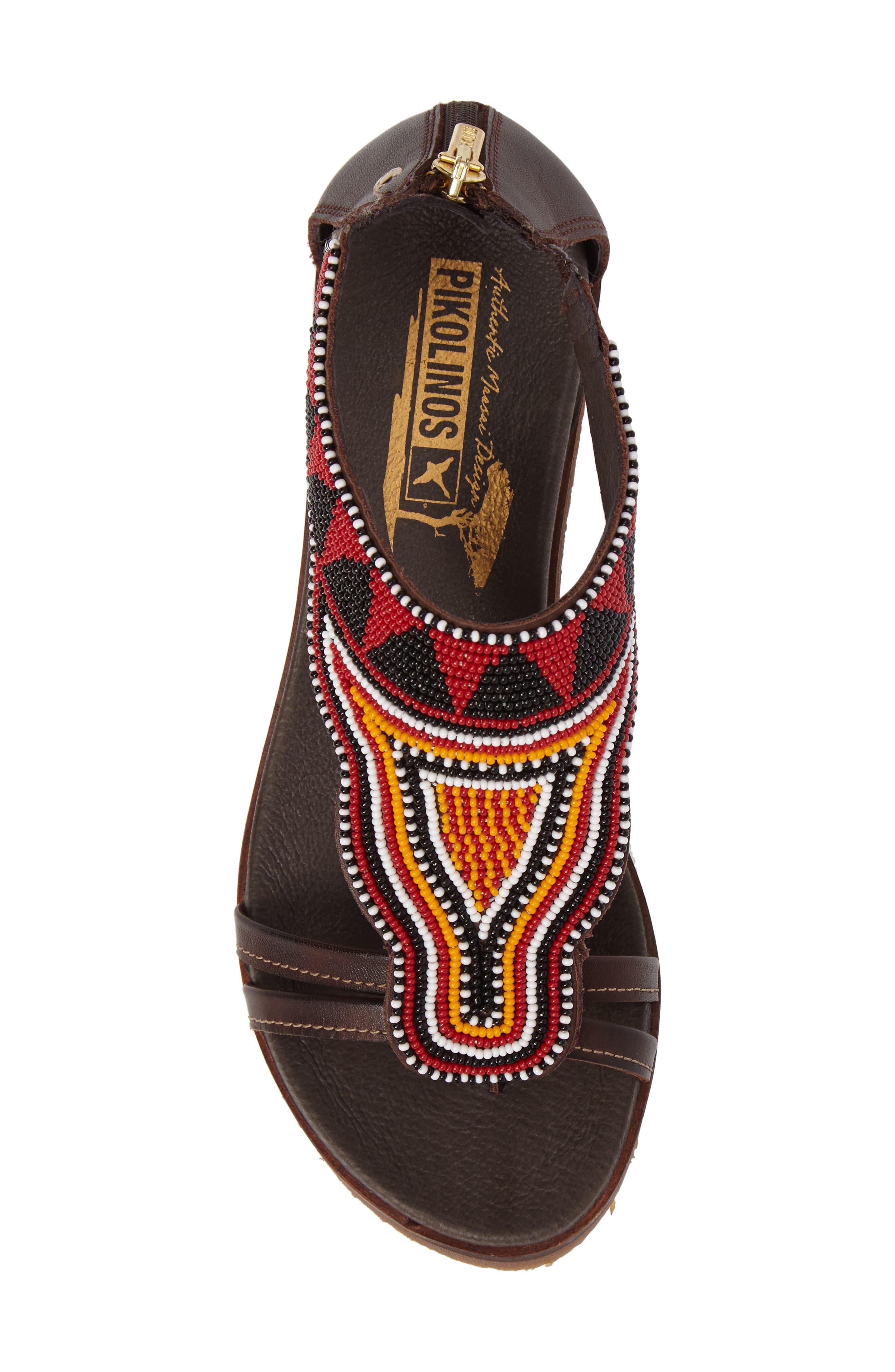 Alternate Image 5  - PIKOLINOS Antillas Thong Sandal (Women)
