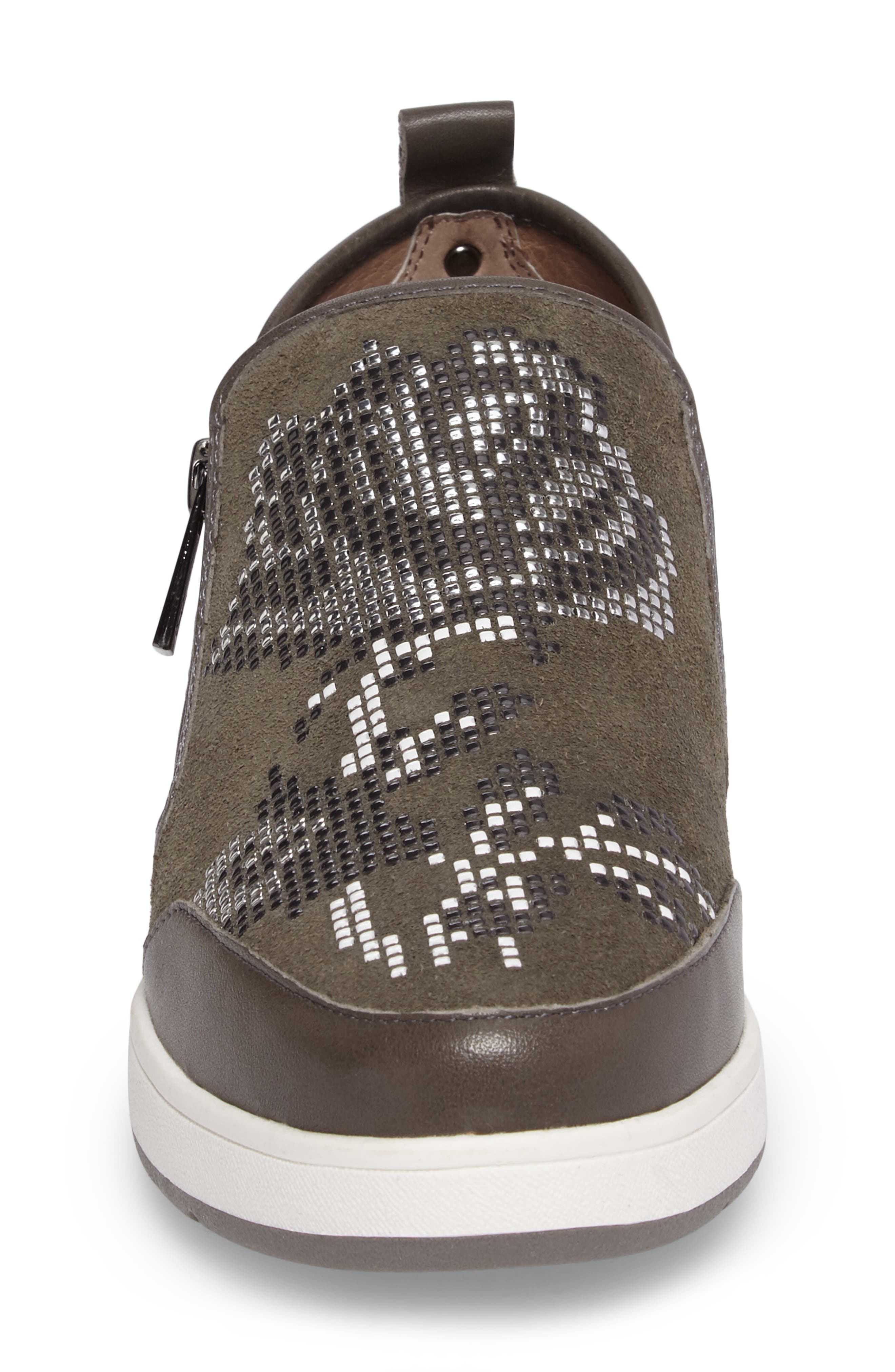 Alternate Image 4  - Donald J Pliner Mylasp Embellished Sneaker (Women)