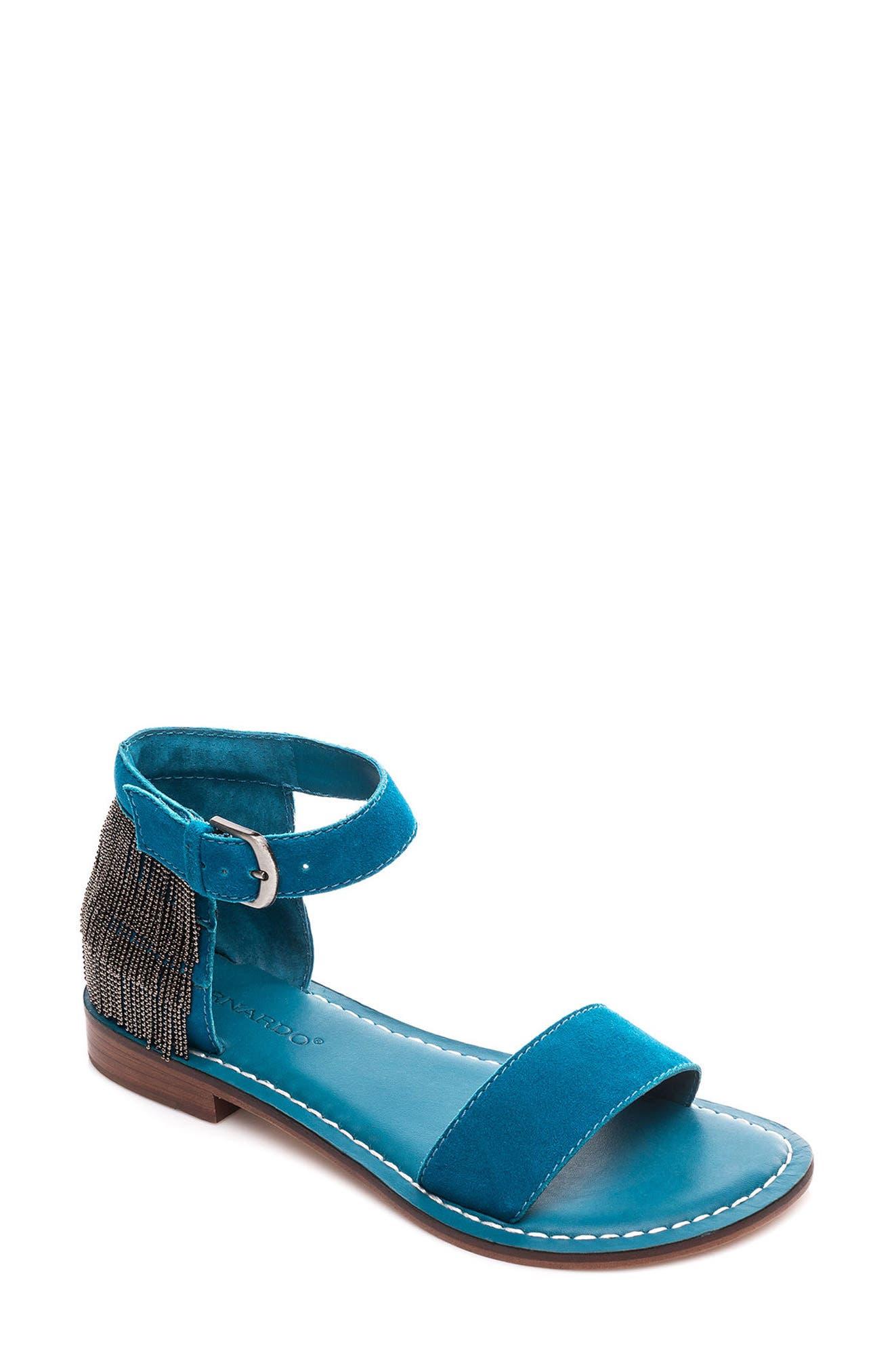 Bernardo Taci Ankle Strap Sandal (Women)