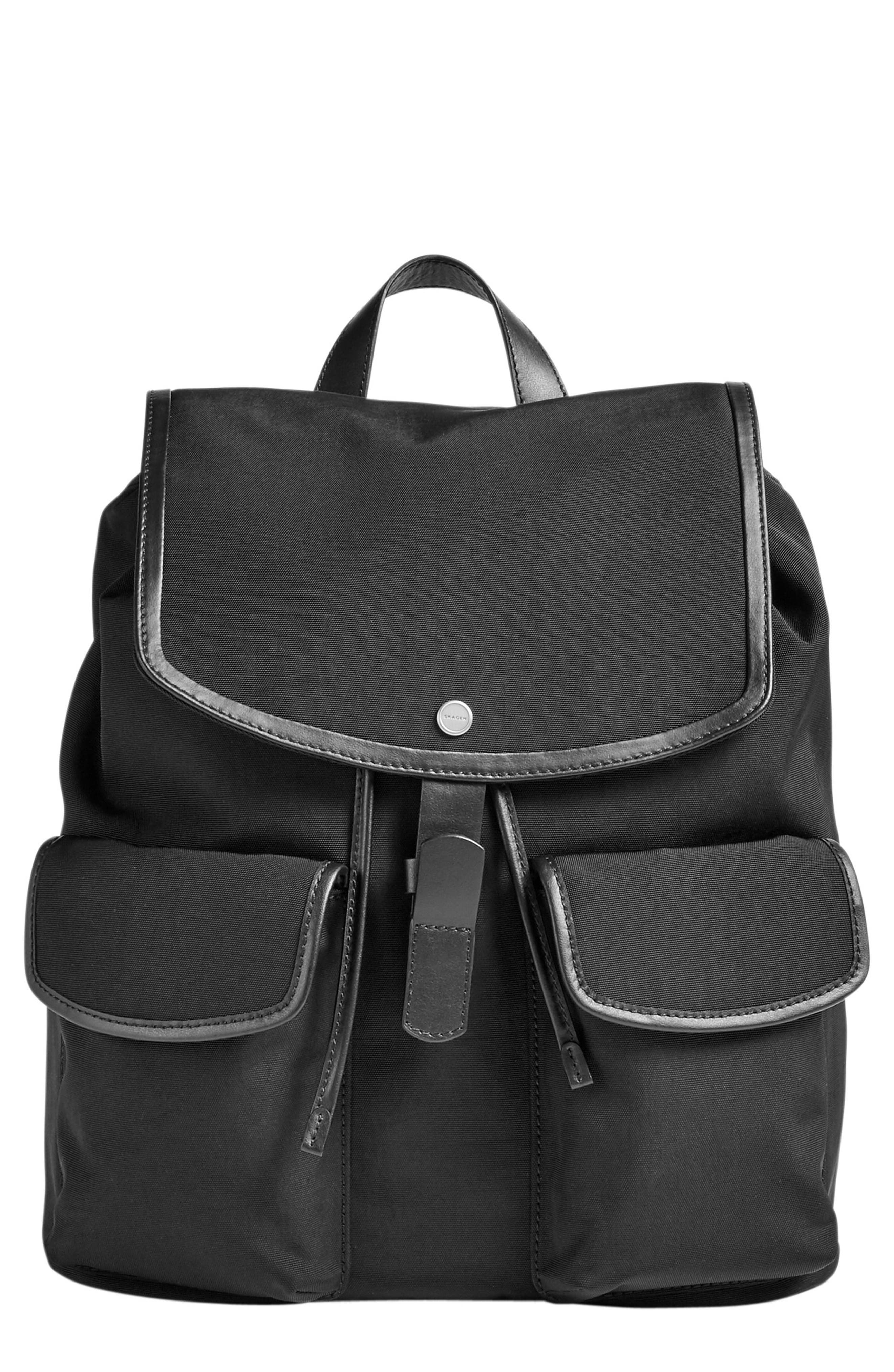 Farver Backpack,                             Main thumbnail 1, color,                             Black