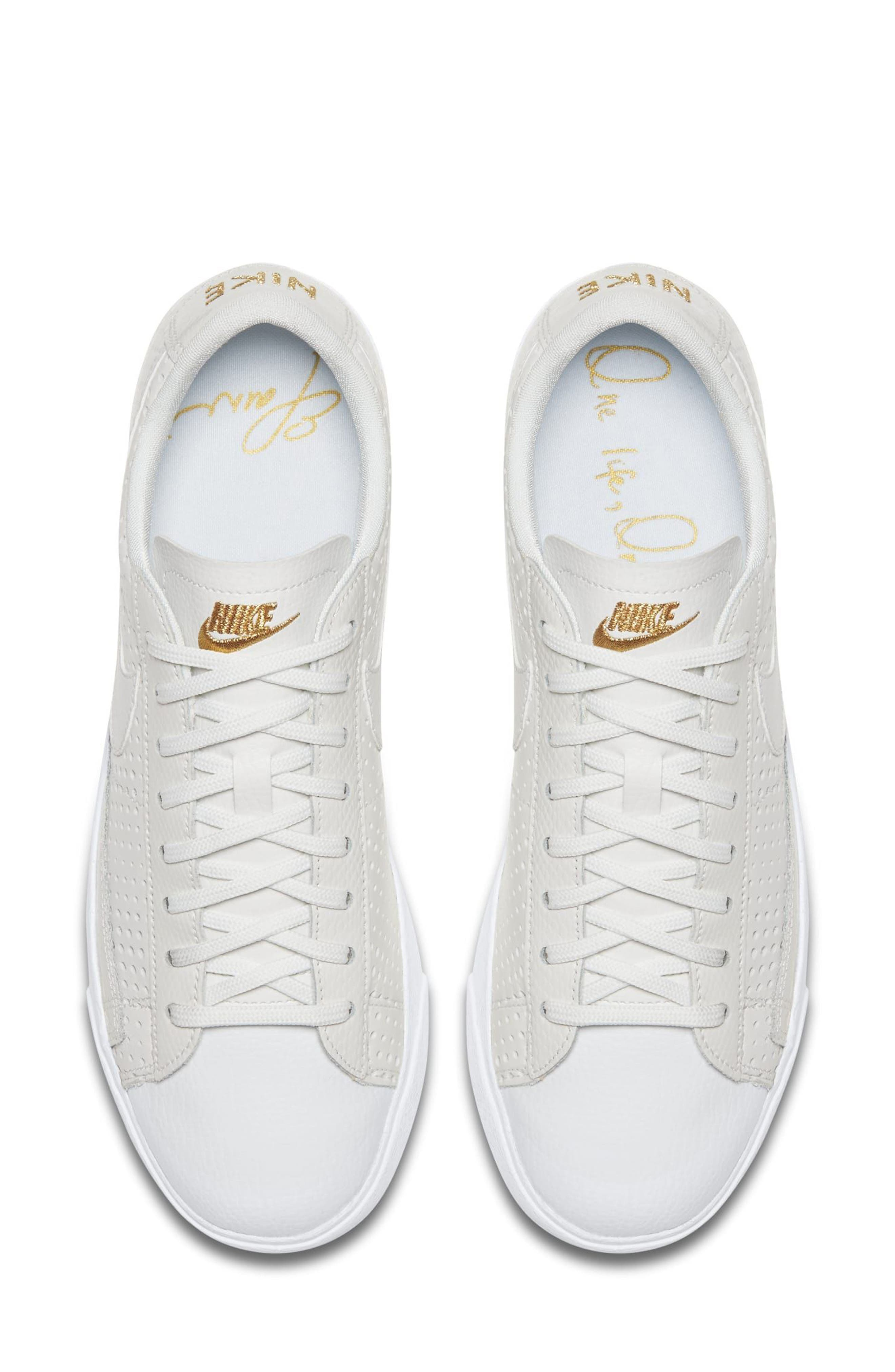 Alternate Image 3  - Nike Blazer Low Top Sneaker SE (Women)