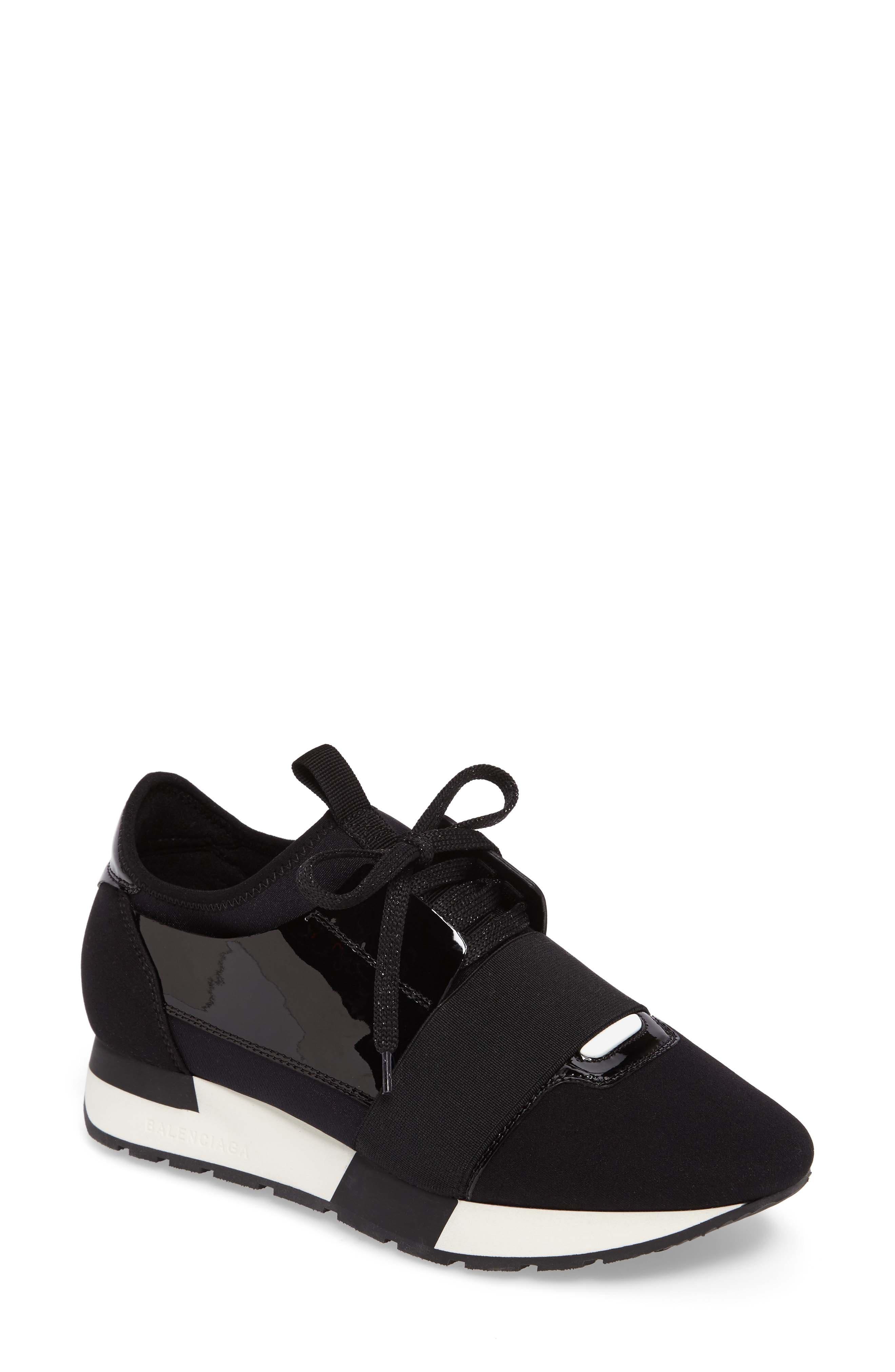Balenciaga Trainer Sneakers (Women)