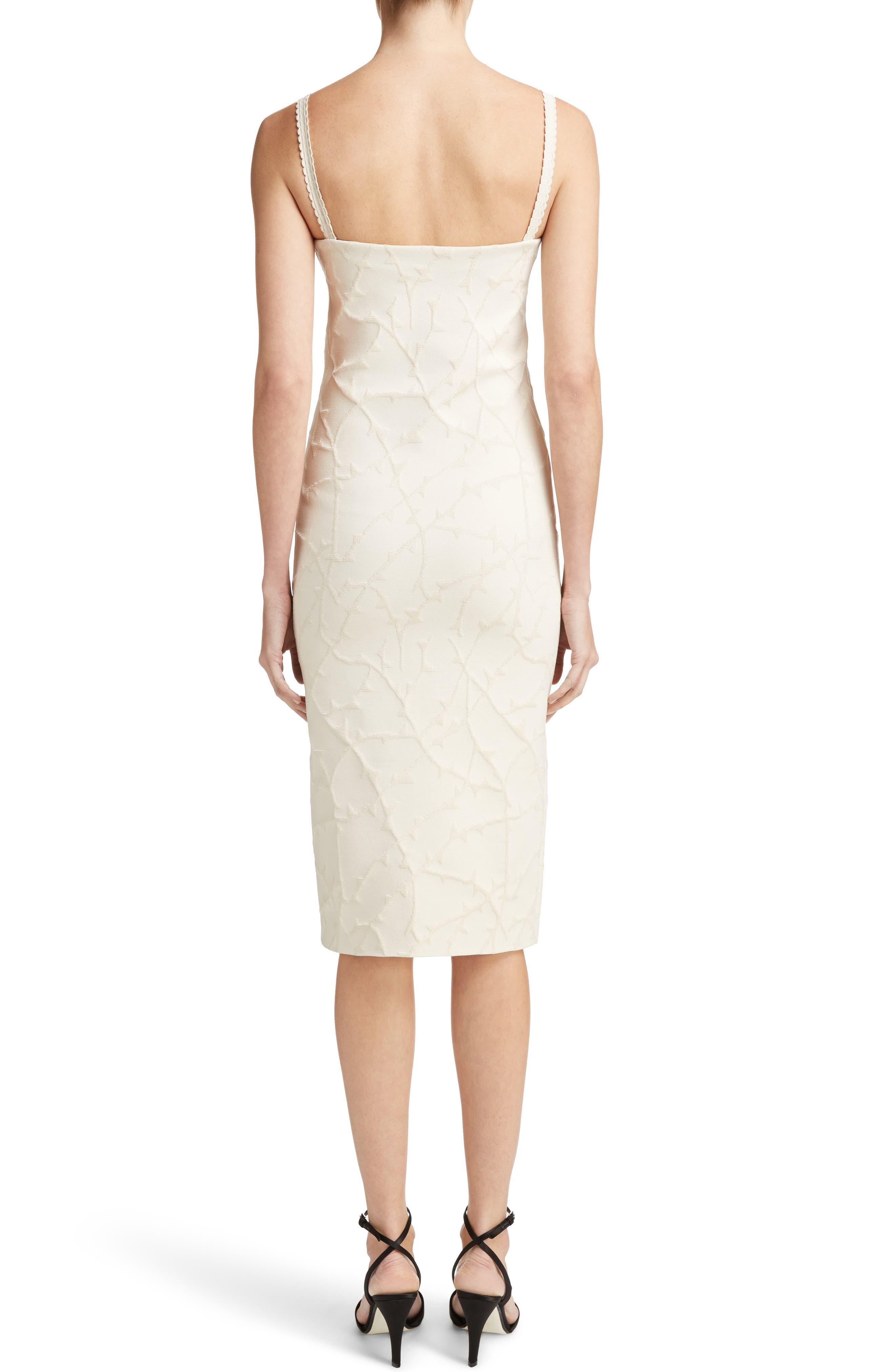 Alternate Image 2  - Loewe Jacquard Knit Dress