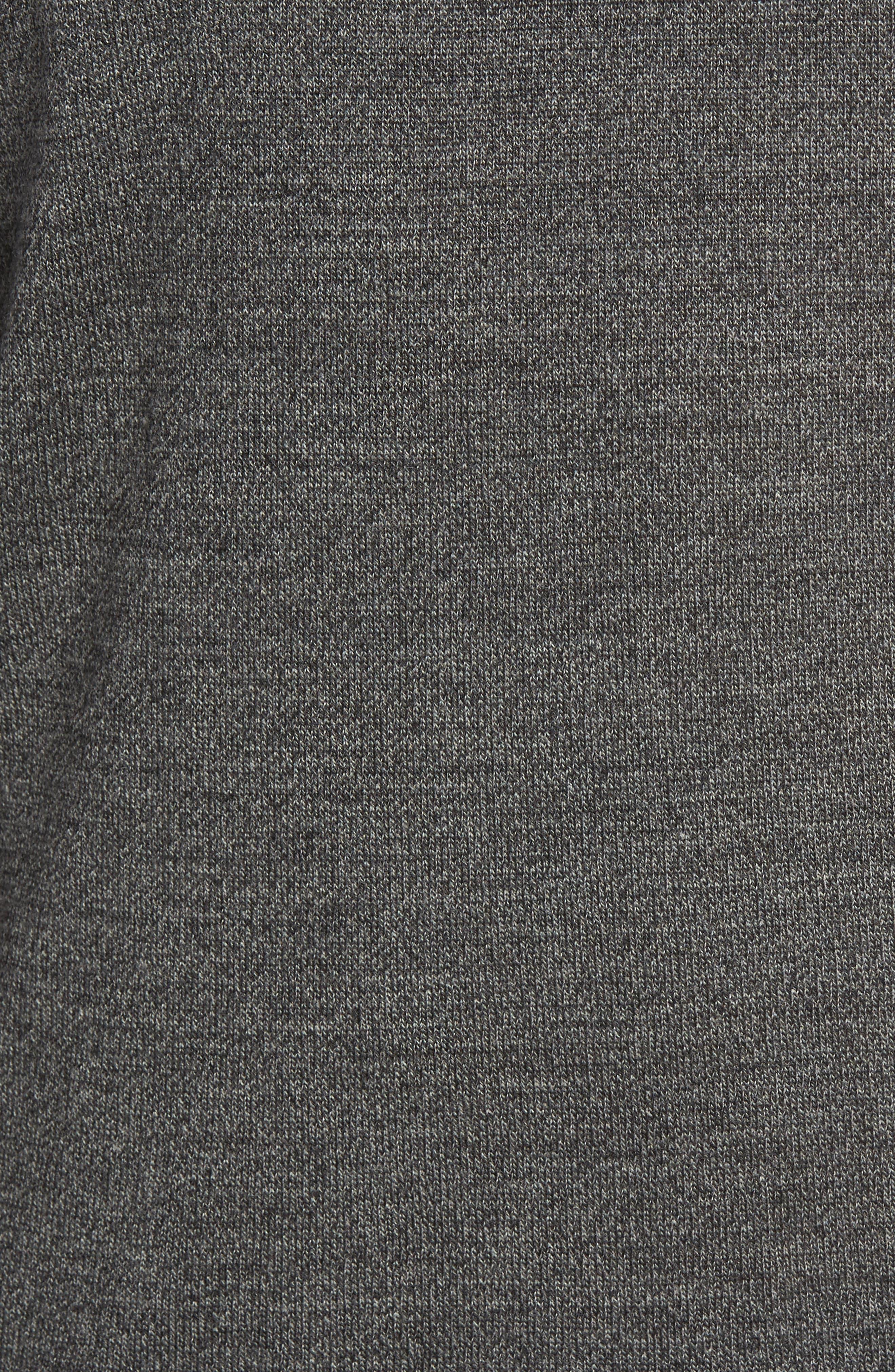 Alternate Image 5  - Calibrate Merino Blend Crewneck Sweater