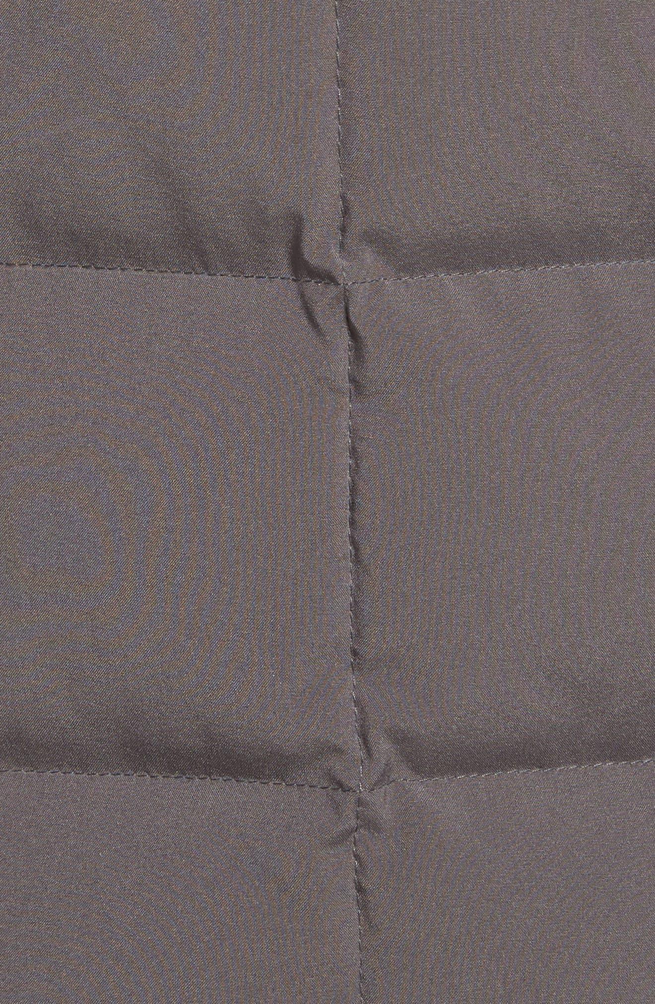 Alternate Image 6  - Tumi Box Quilted Jacket