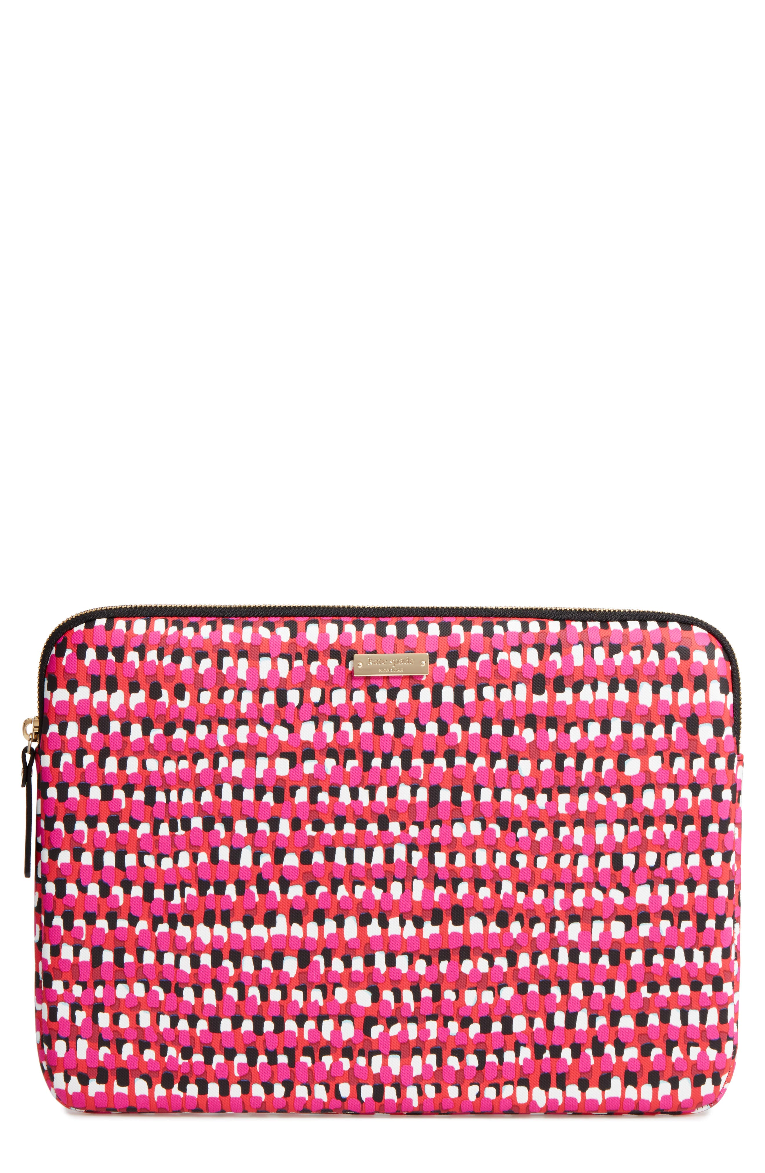 kate spade new york piñata 13-inch laptop sleeve