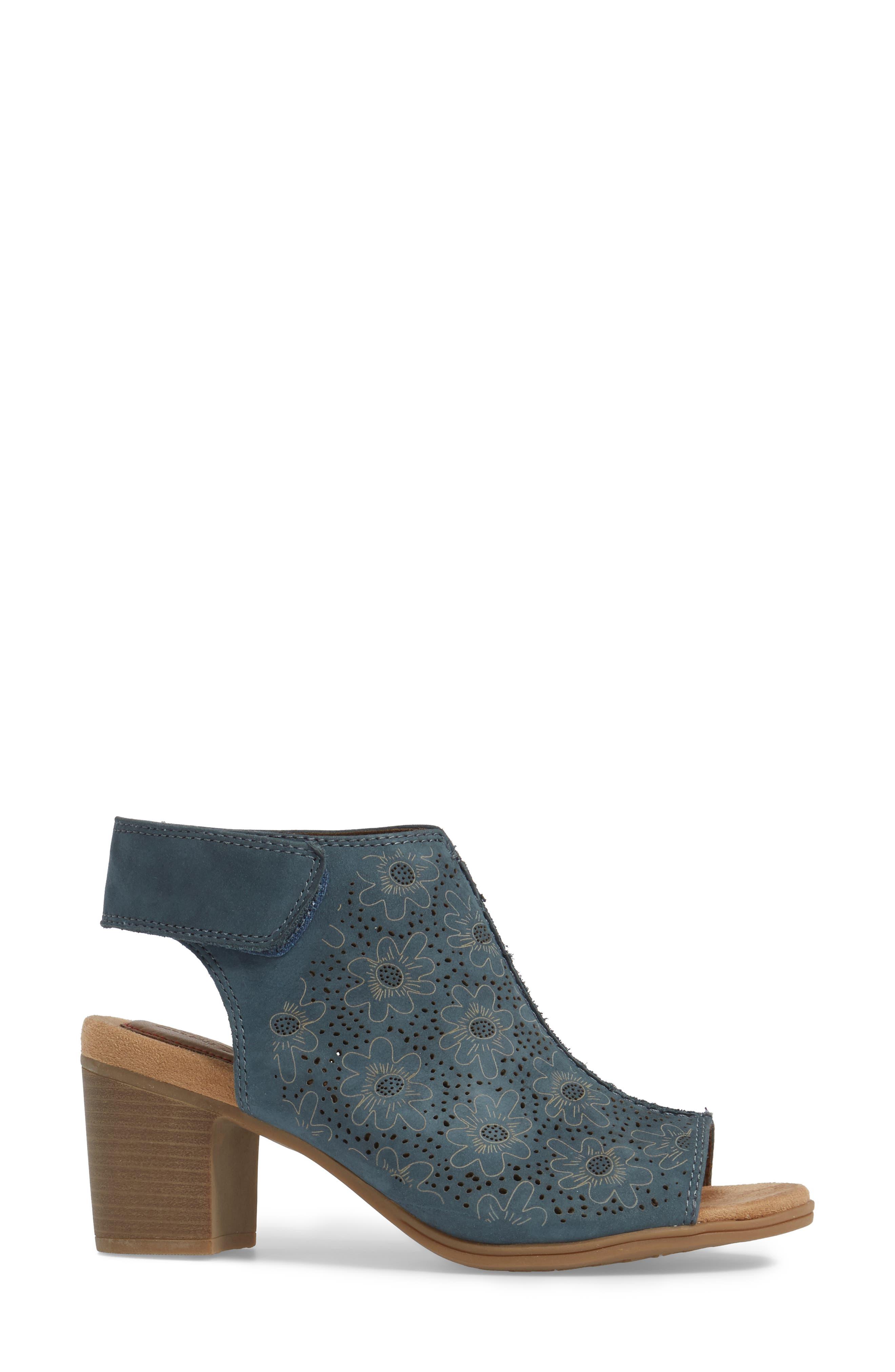 Alternate Image 3  - Rockport Cobb Hill Hattie Perforated Slingback Sandal (Women)