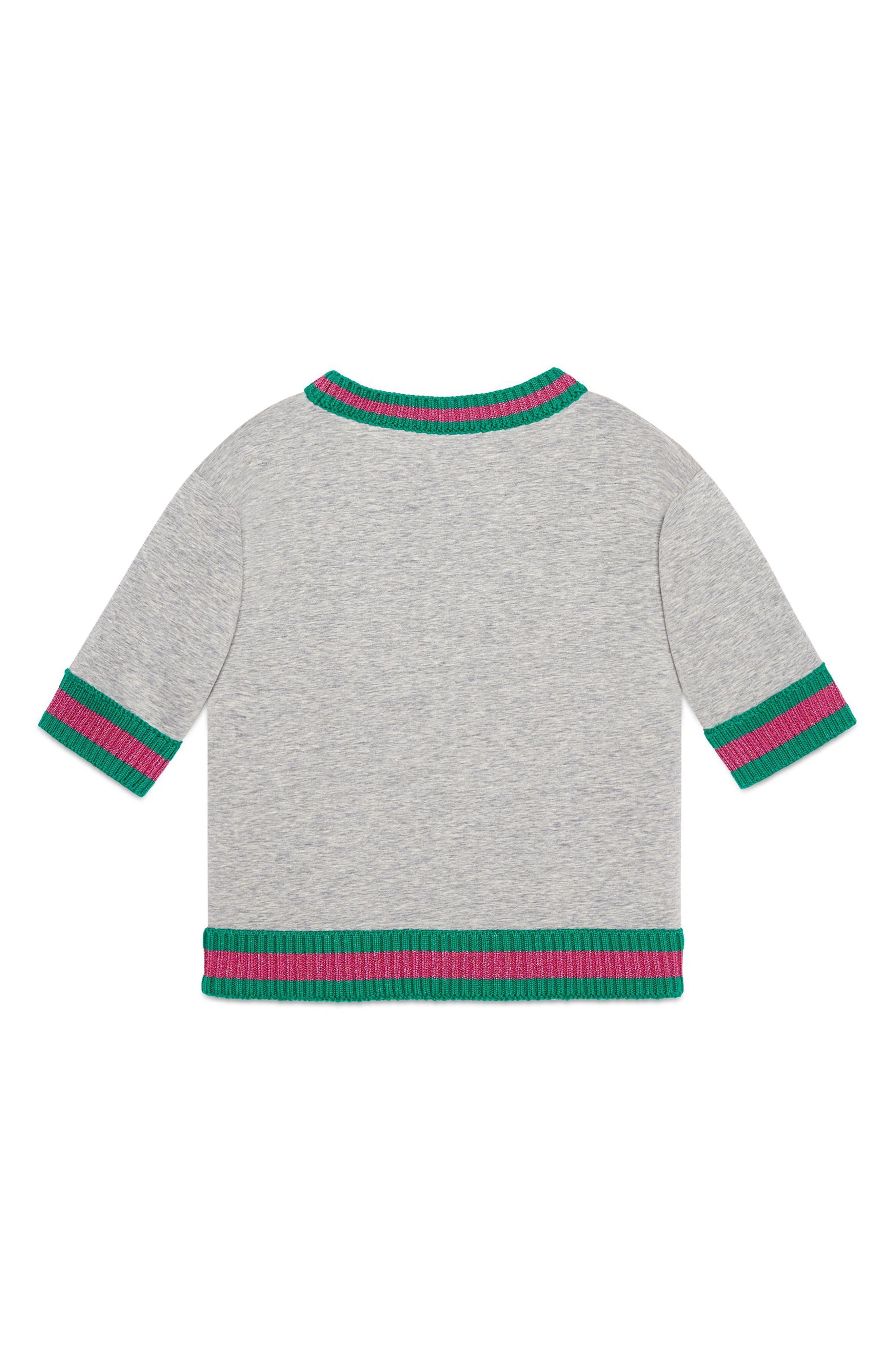 Graphic Sweatshirt,                             Alternate thumbnail 2, color,                             Grey Multi