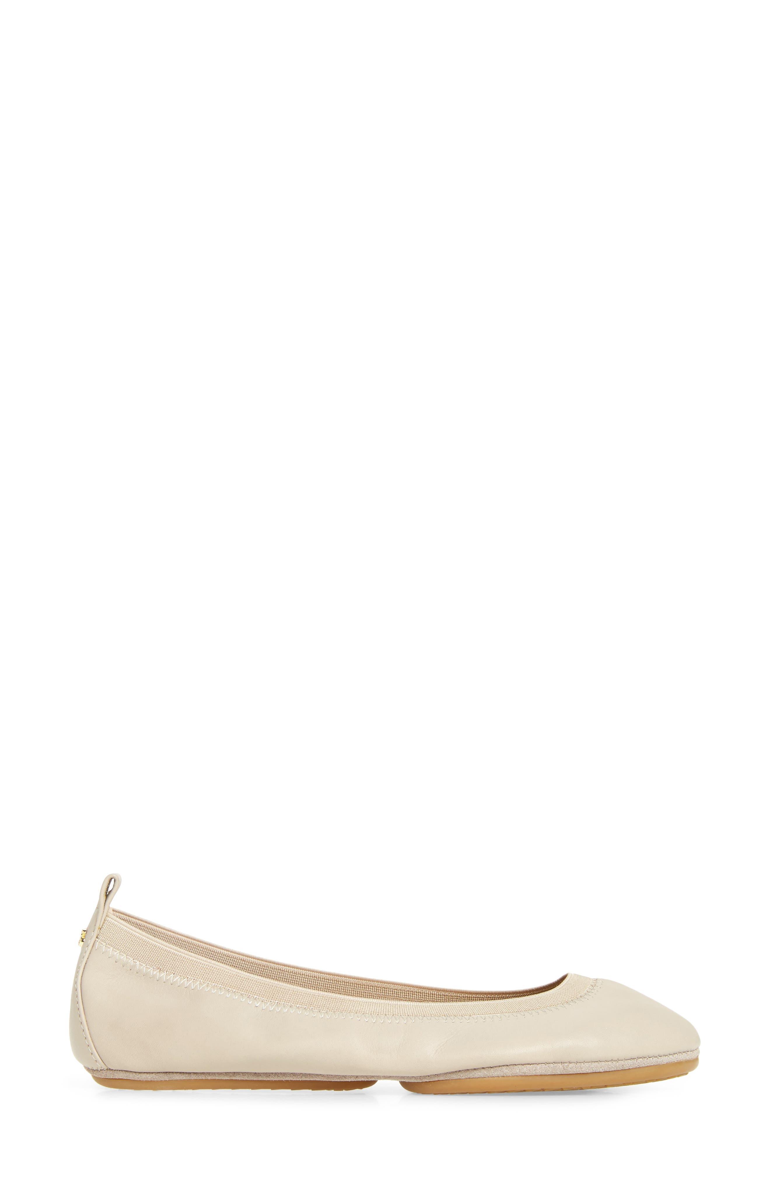 Alternate Image 3  - Yosi Samra Samara Foldable Ballet Flat (Women)