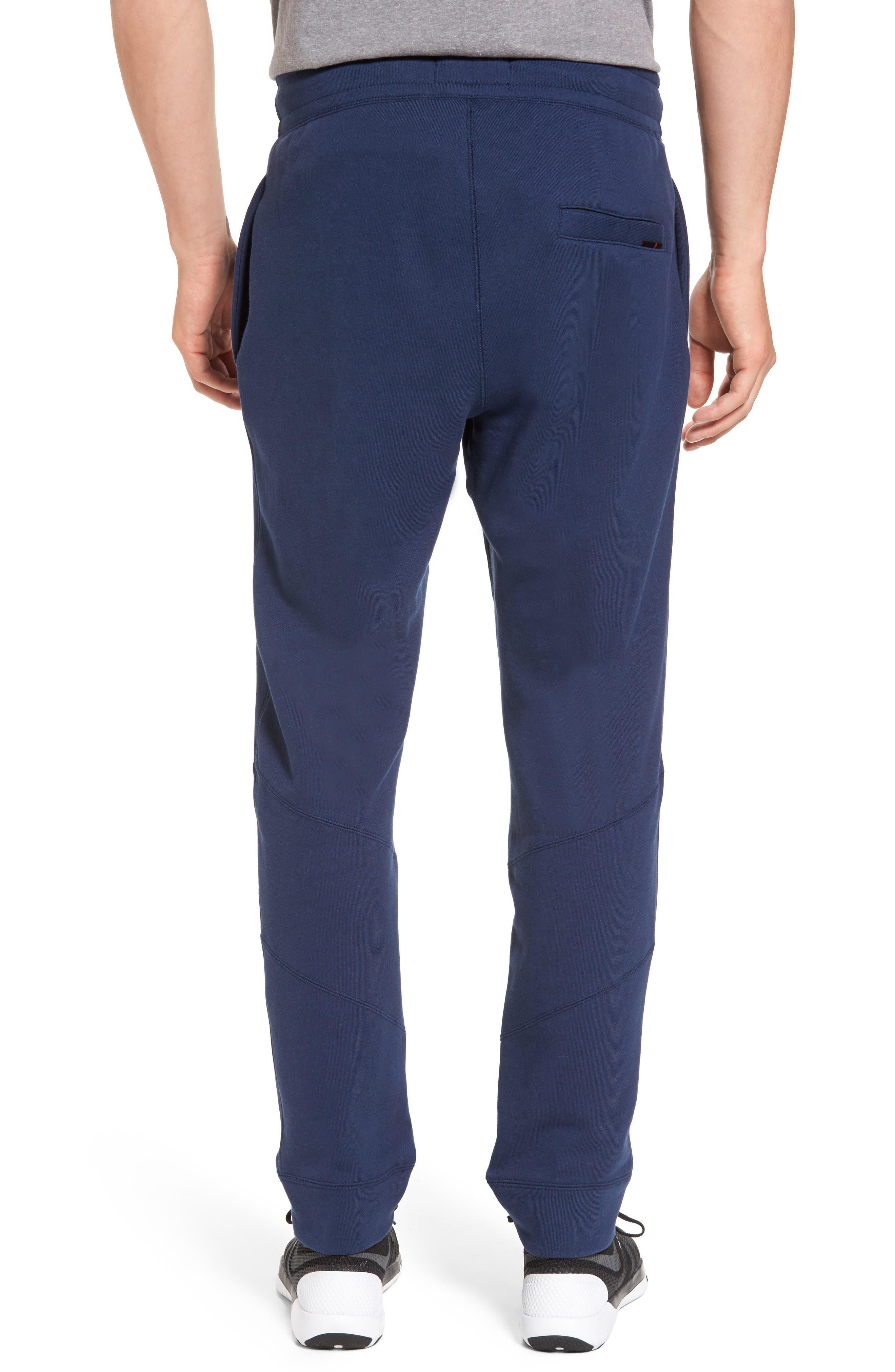 Alternate Image 2  - Nike Jordan Wings Fleece Pants