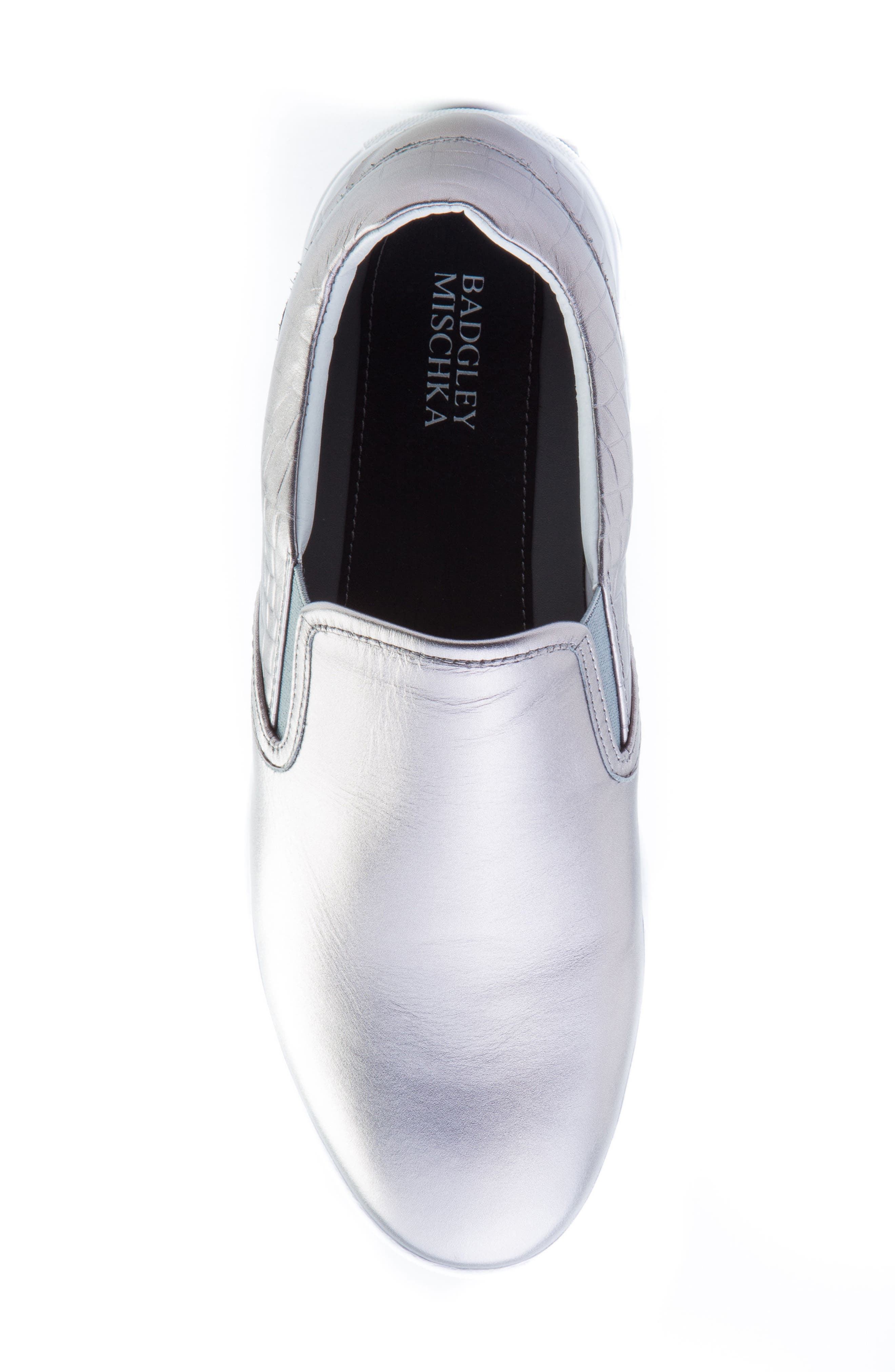 Alternate Image 5  - Badgley Mischka Dean Sneaker (Men)