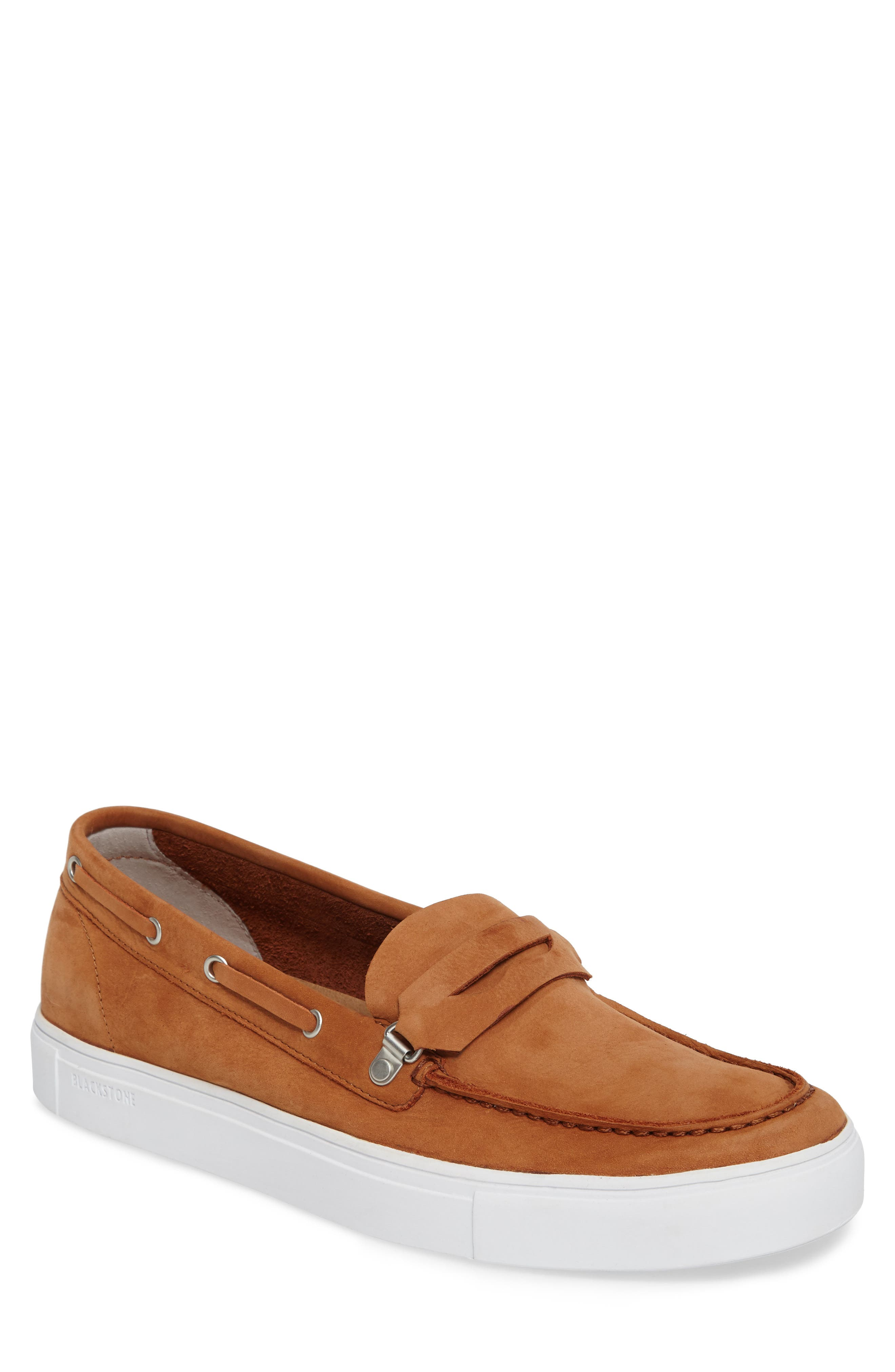 Alternate Image 1 Selected - Blackstone NM15 Loafer Sneaker (Men)