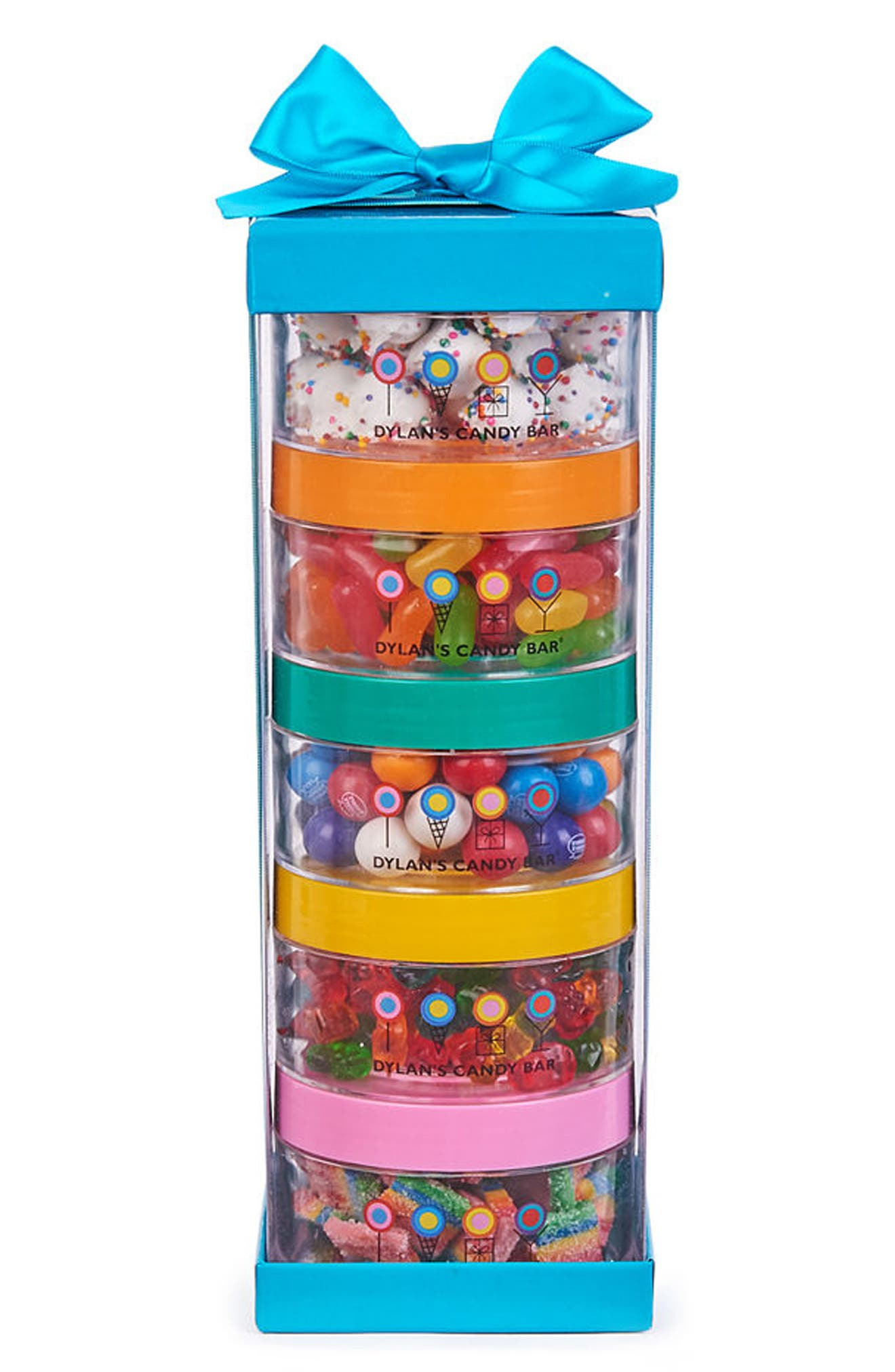 Main Image - Dylan's Candy Bar Stack-A-Round 5-Pack Signature Gift Set