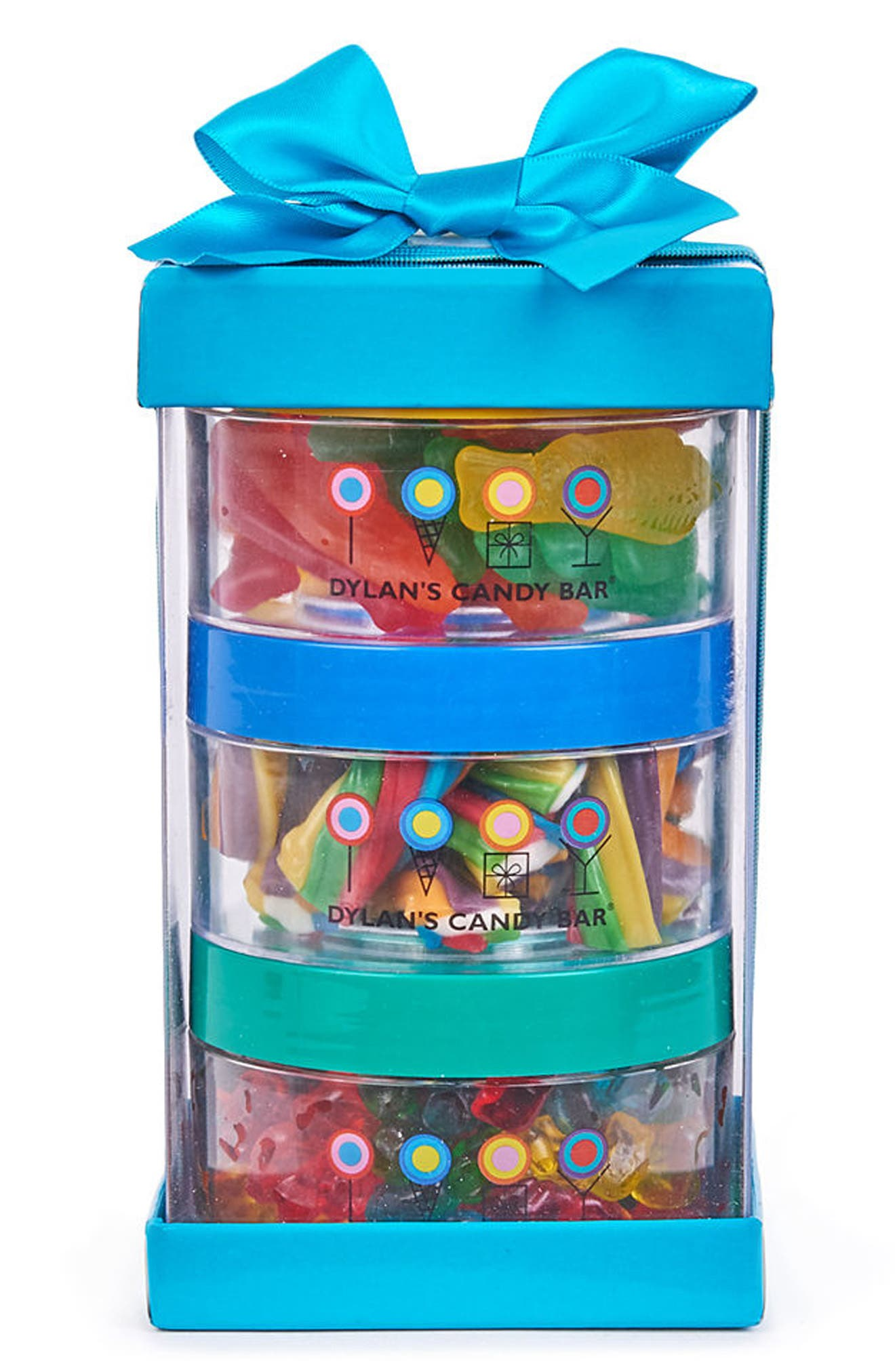 Gummy Stack-A-Round 3-Pack Signature Gift Set,                             Main thumbnail 1, color,                             Blue