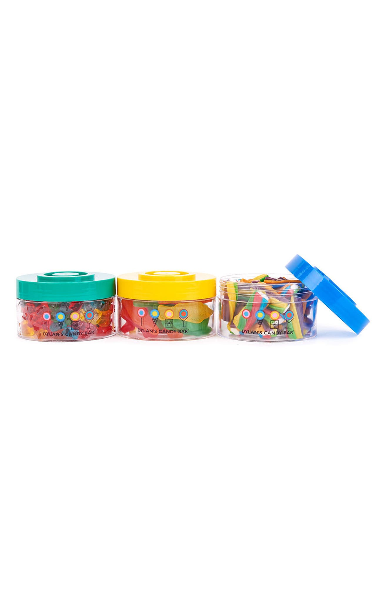 Gummy Stack-A-Round 3-Pack Signature Gift Set,                             Alternate thumbnail 3, color,                             Blue