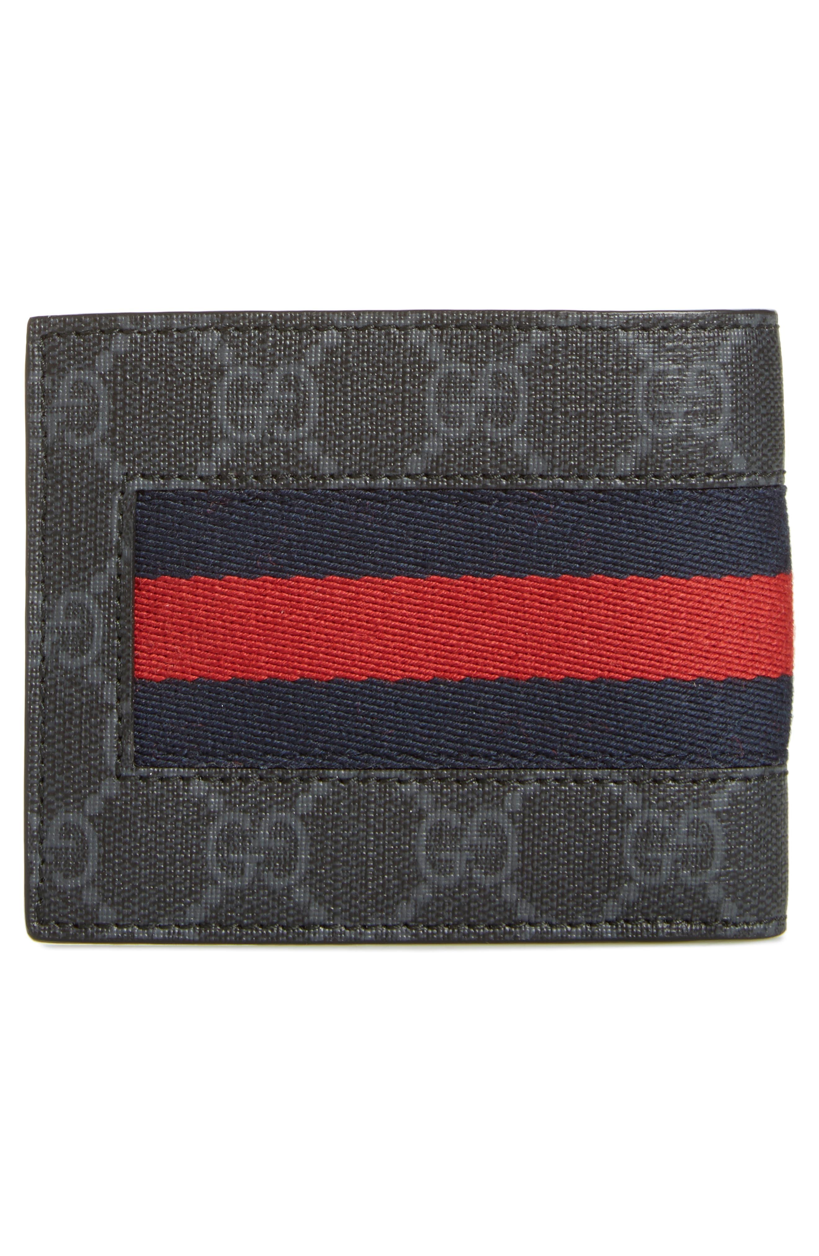 Alternate Image 3  - Gucci Supreme Wallet