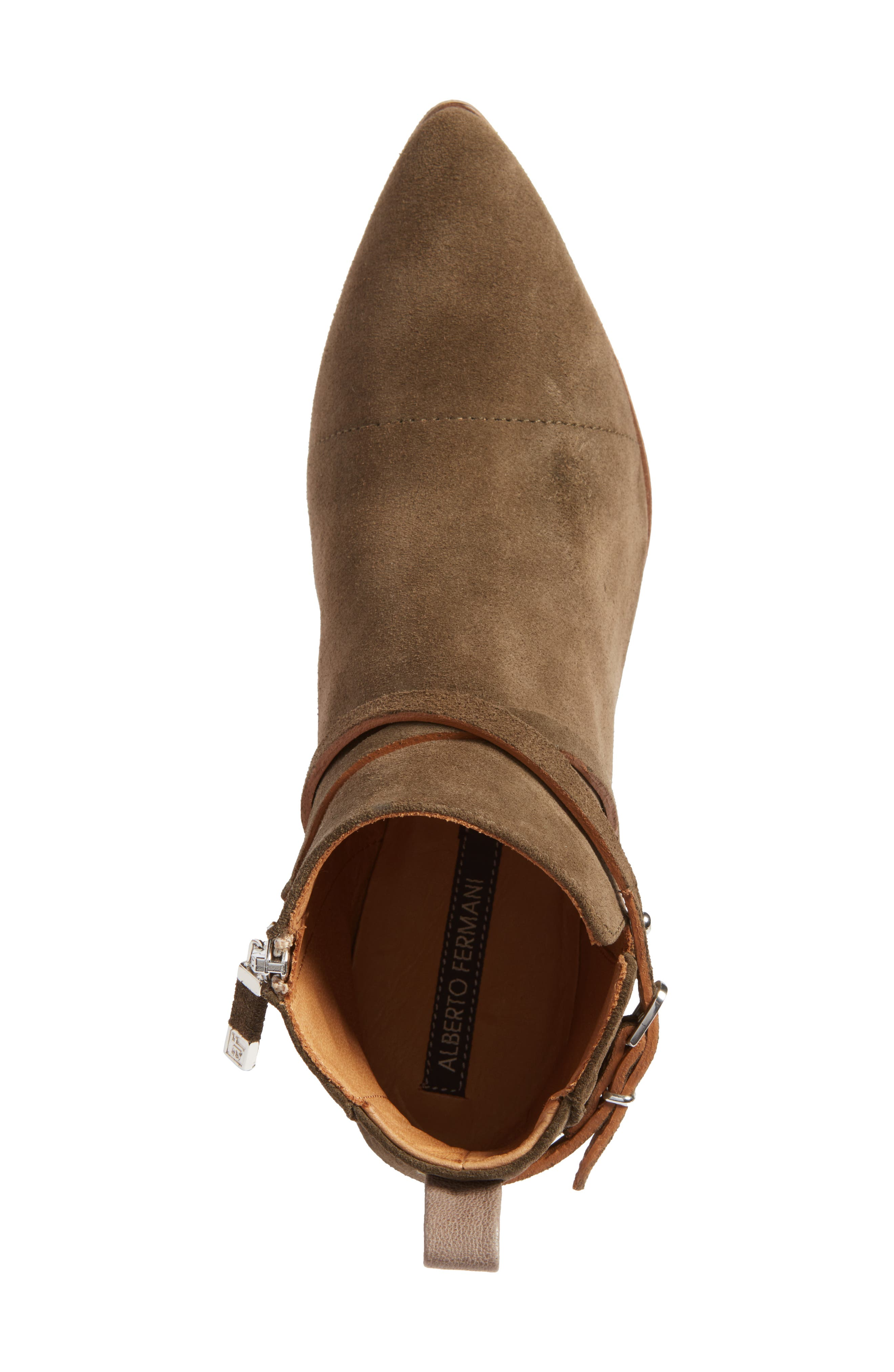 Alternate Image 5  - Alberto Fermani 'Mea' Ankle Boot (Women) (Nordstrom Exclusive)
