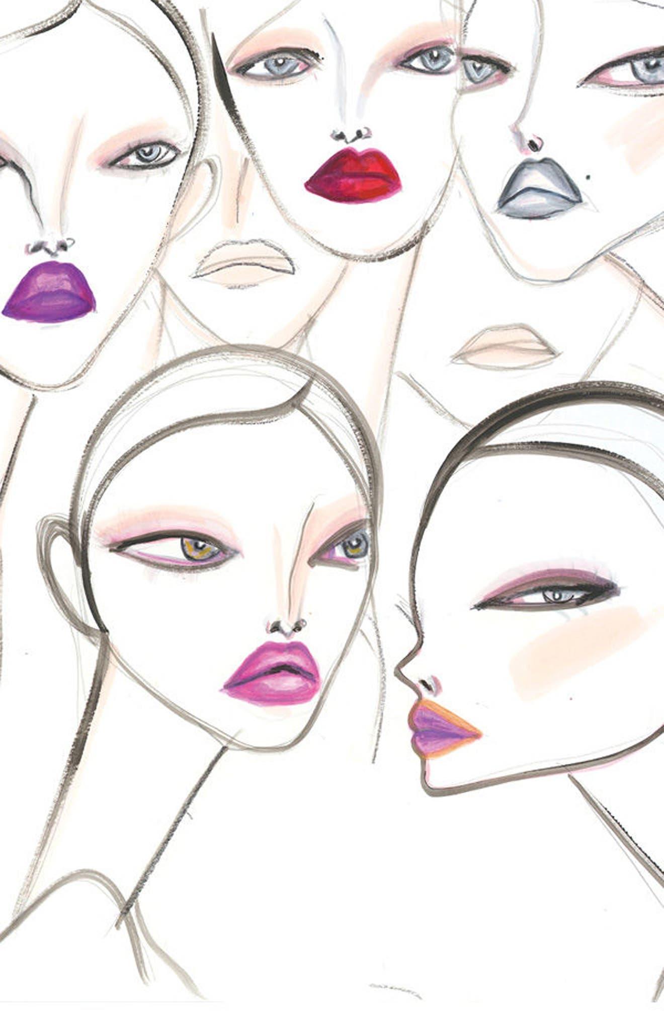 MAC Retro Matte Liquid Lipcolor,                             Alternate thumbnail 5, color,