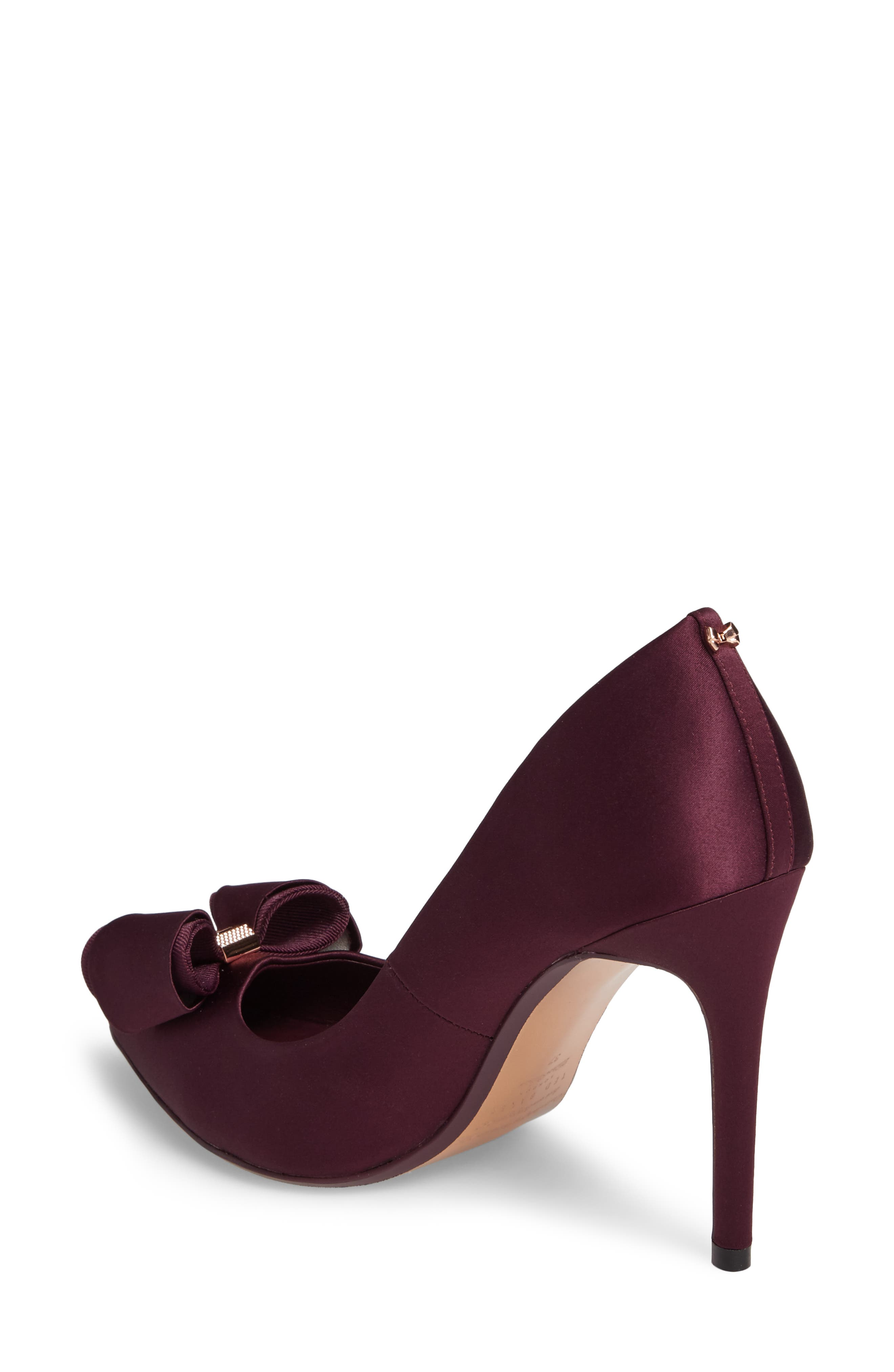 Alternate Image 2  - Ted Baker London Azeline Bow Pump (Women)