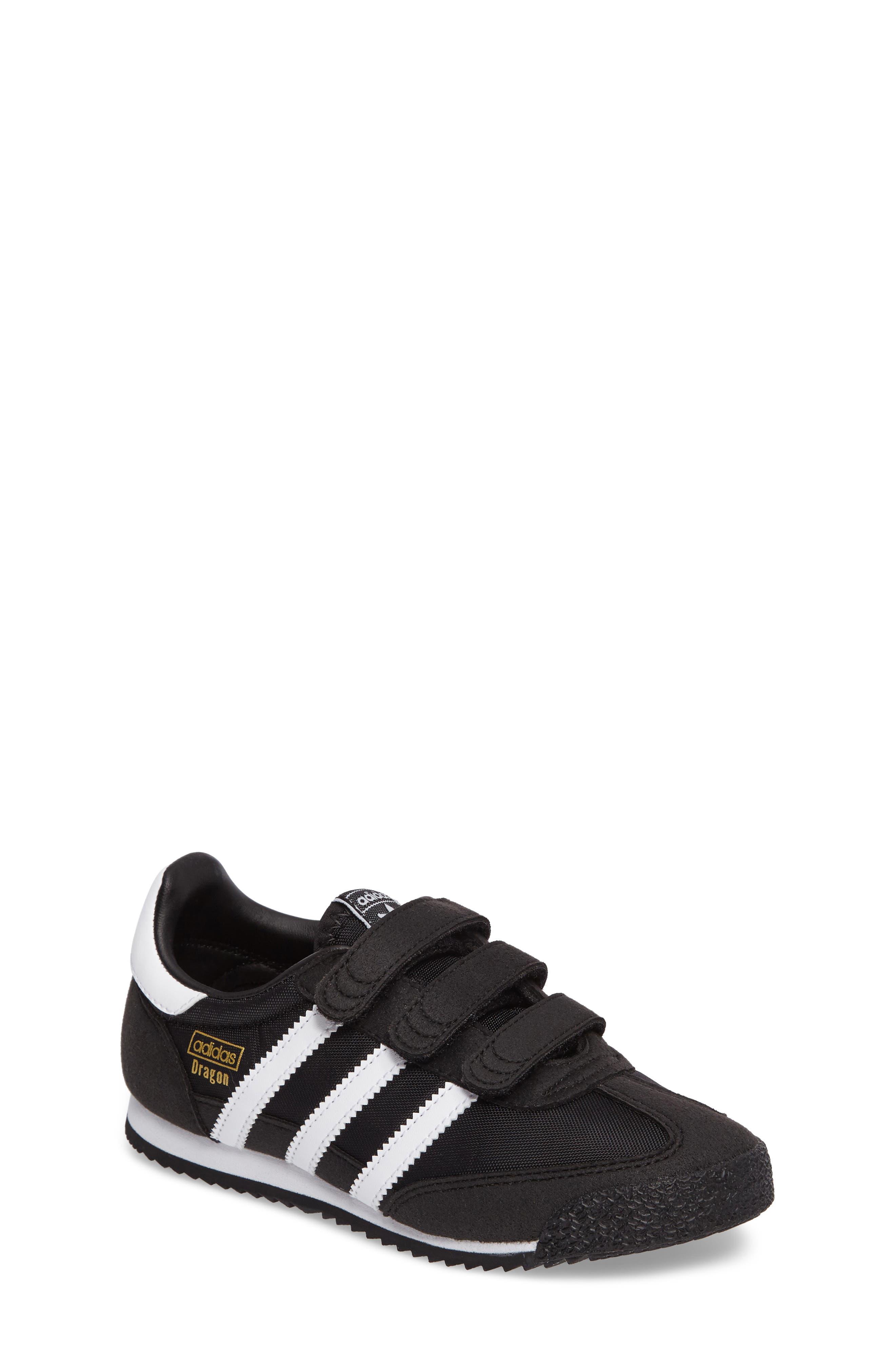 Dragon OG CF Athletic Shoe,                             Main thumbnail 1, color,                             Black/ White