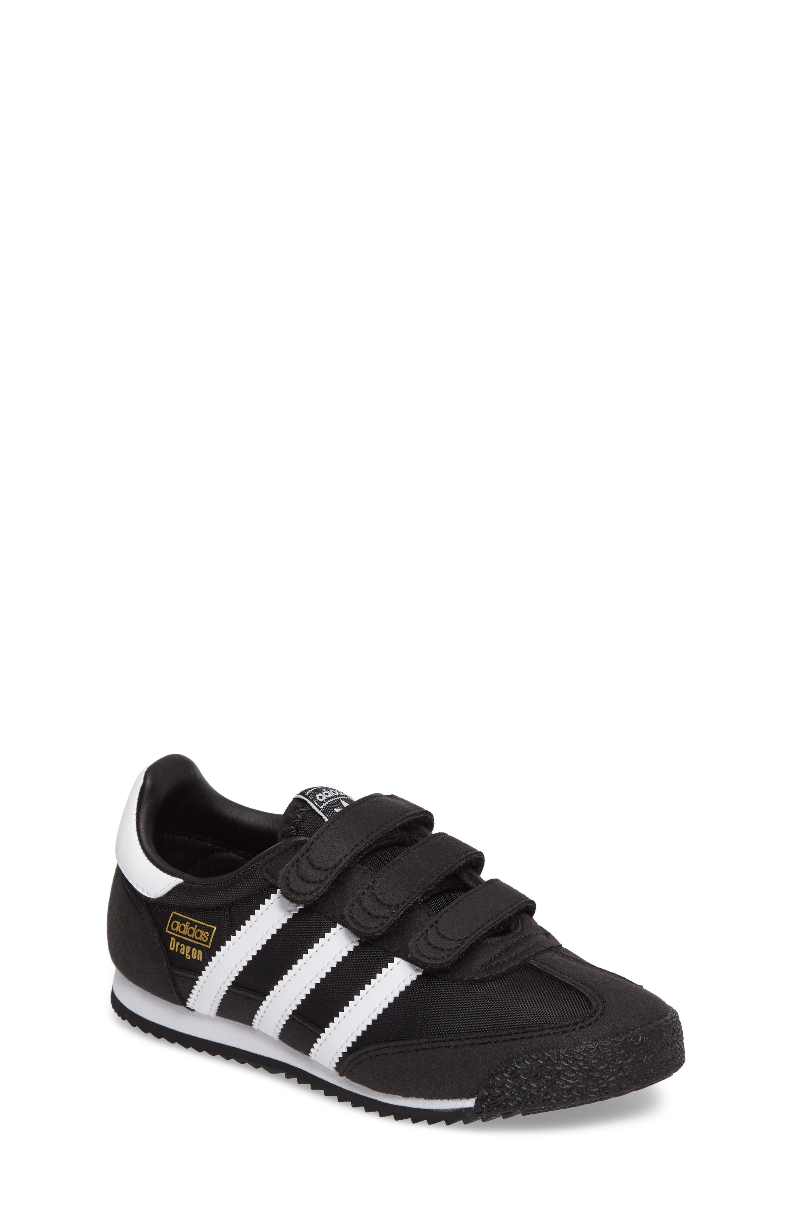 Dragon OG CF Athletic Shoe,                         Main,                         color, Black/ White