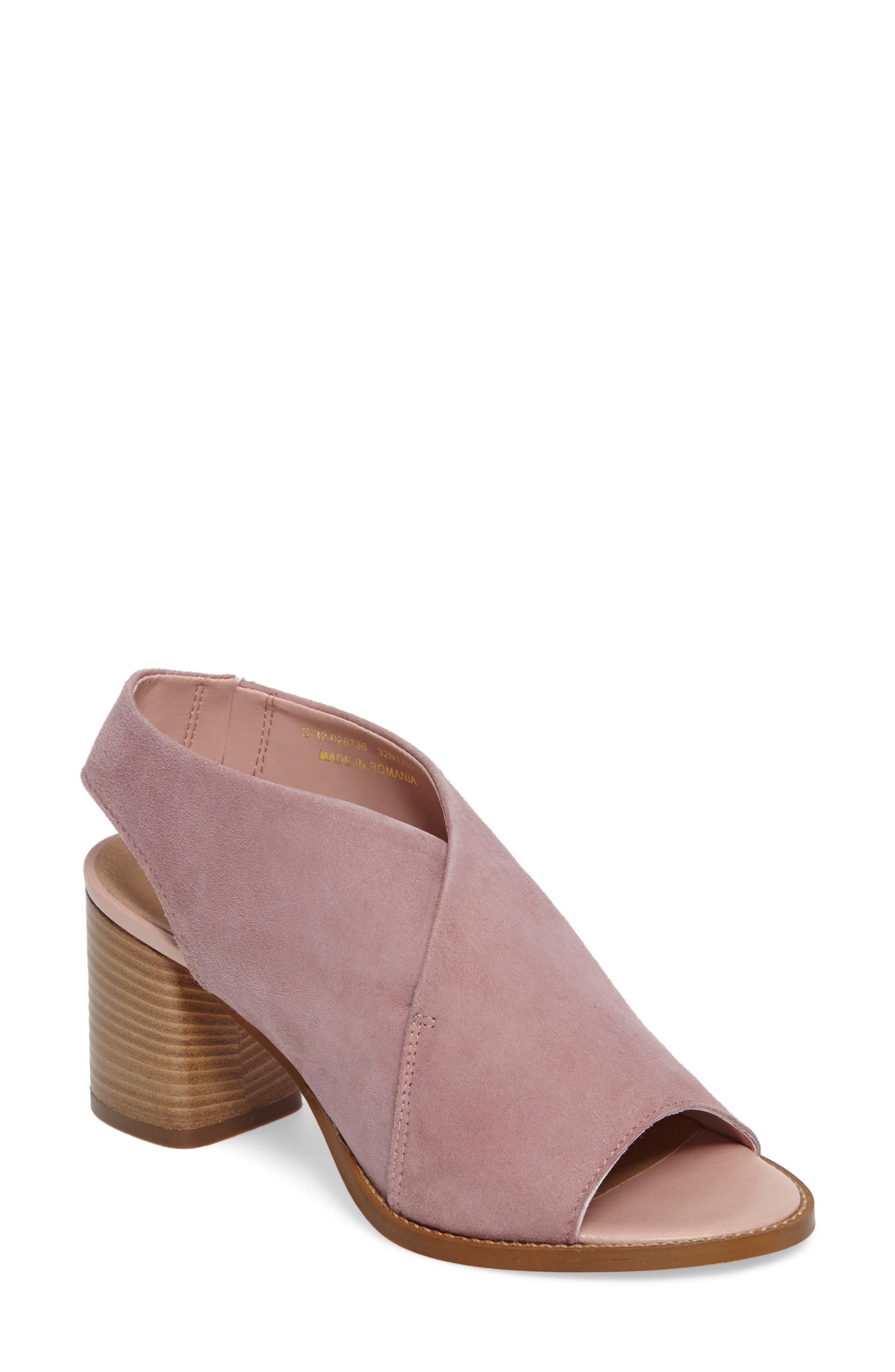 Topshop Noa Slingback Sandal (Women)