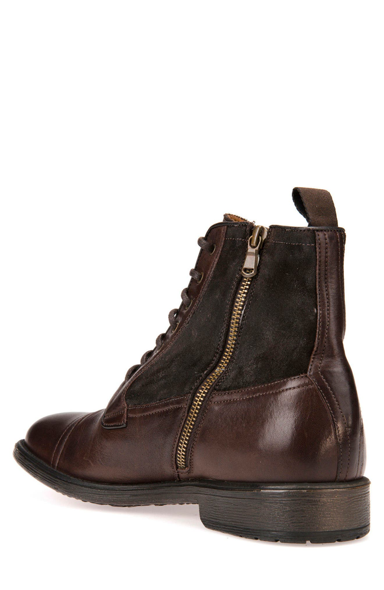 Alternate Image 2  - Geox Jaylon 12 Cap-Toe Boot (Men)