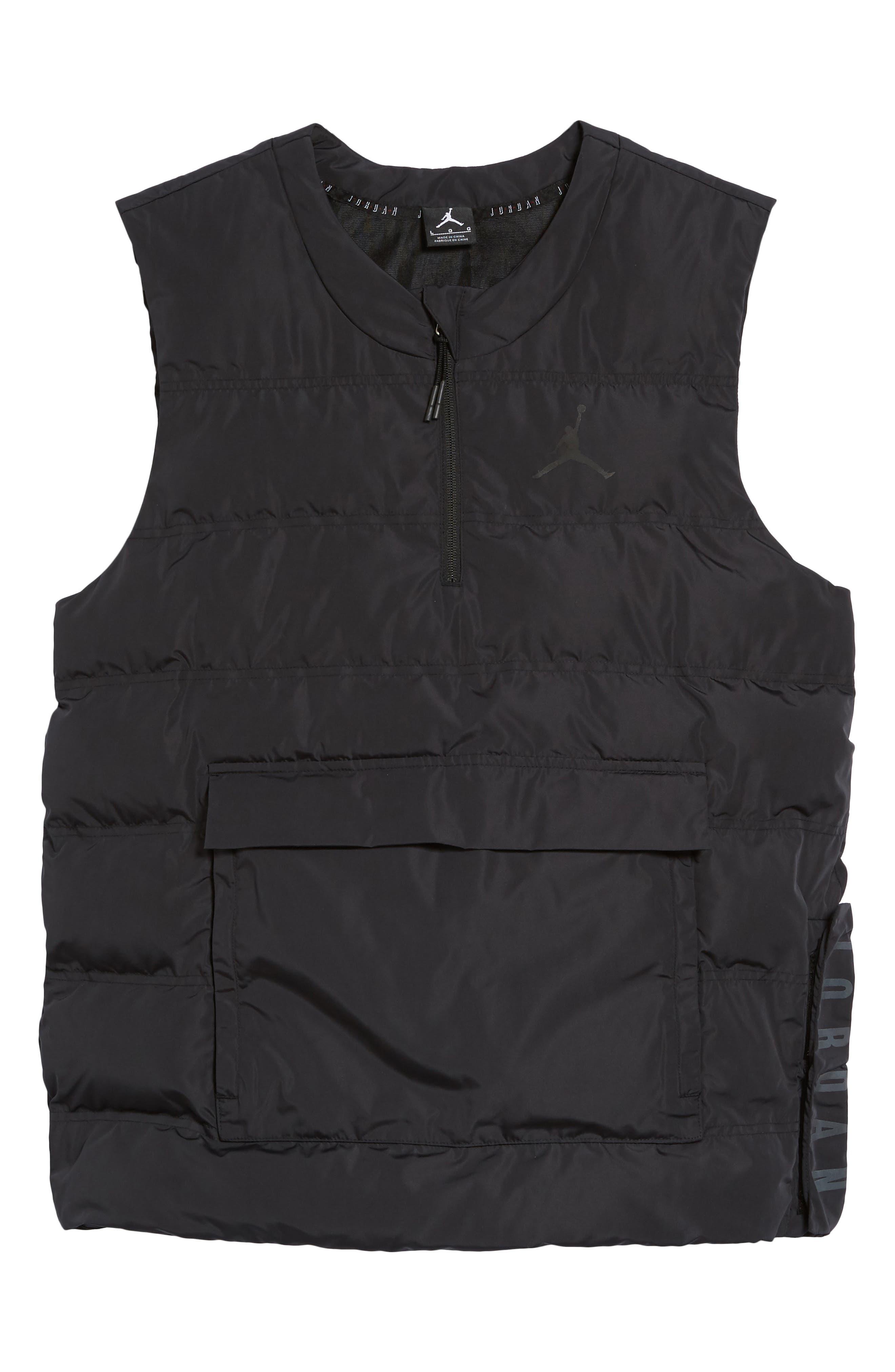 23 Tech Vest,                             Alternate thumbnail 6, color,                             Black