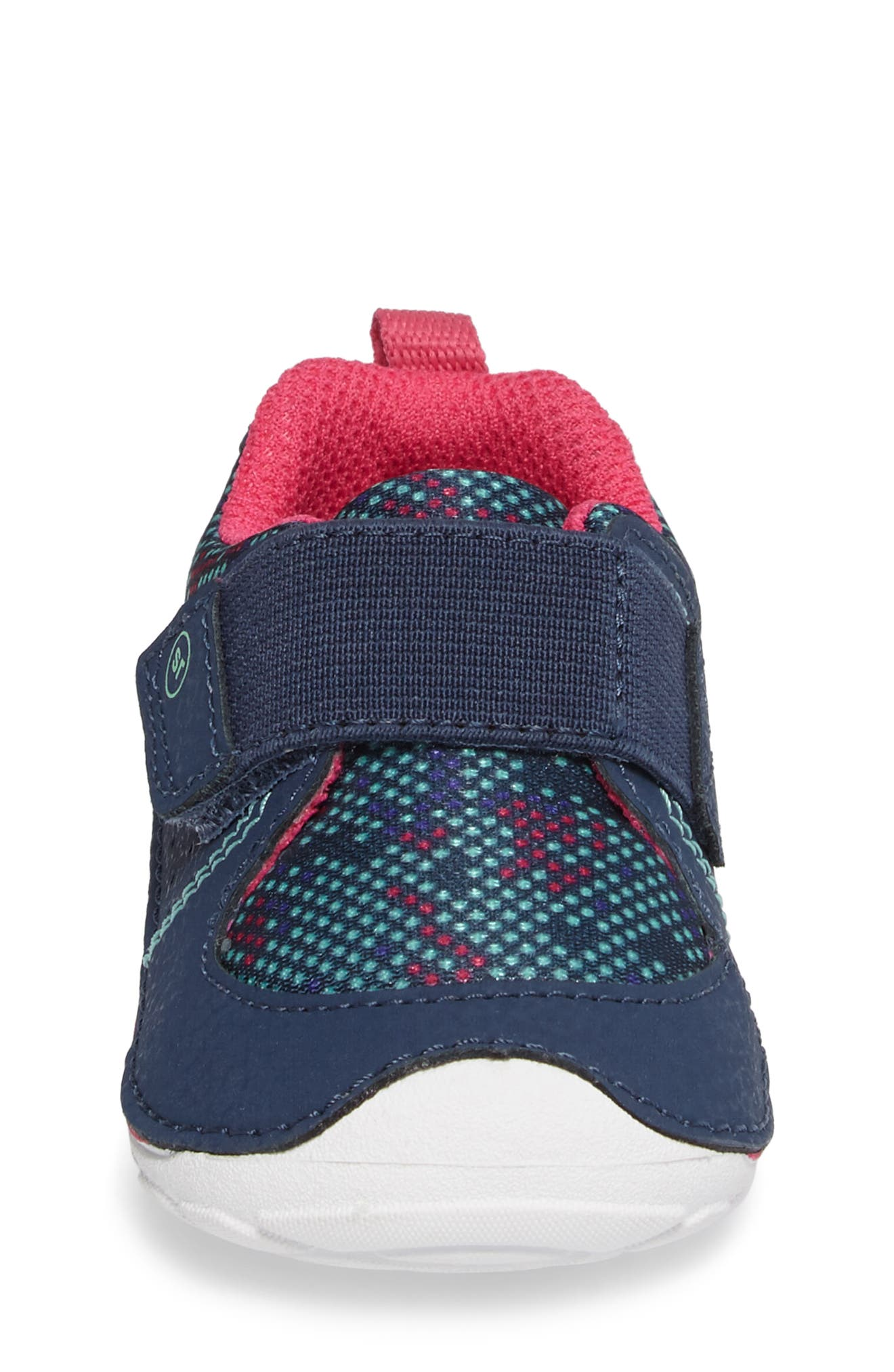 Soft Motion<sup>™</sup> Ripley Sneaker,                             Alternate thumbnail 4, color,                             Navy