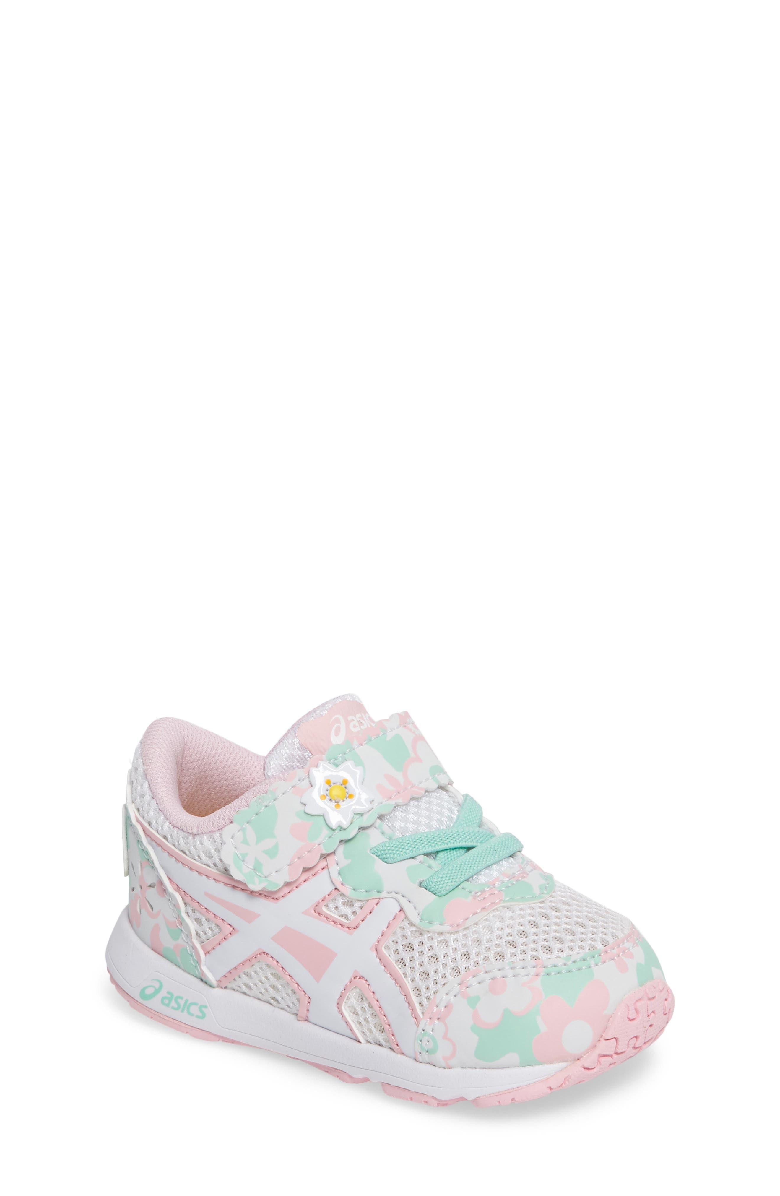 ASICS® School Yard TS Sneaker (Baby, Walker & Toddler)