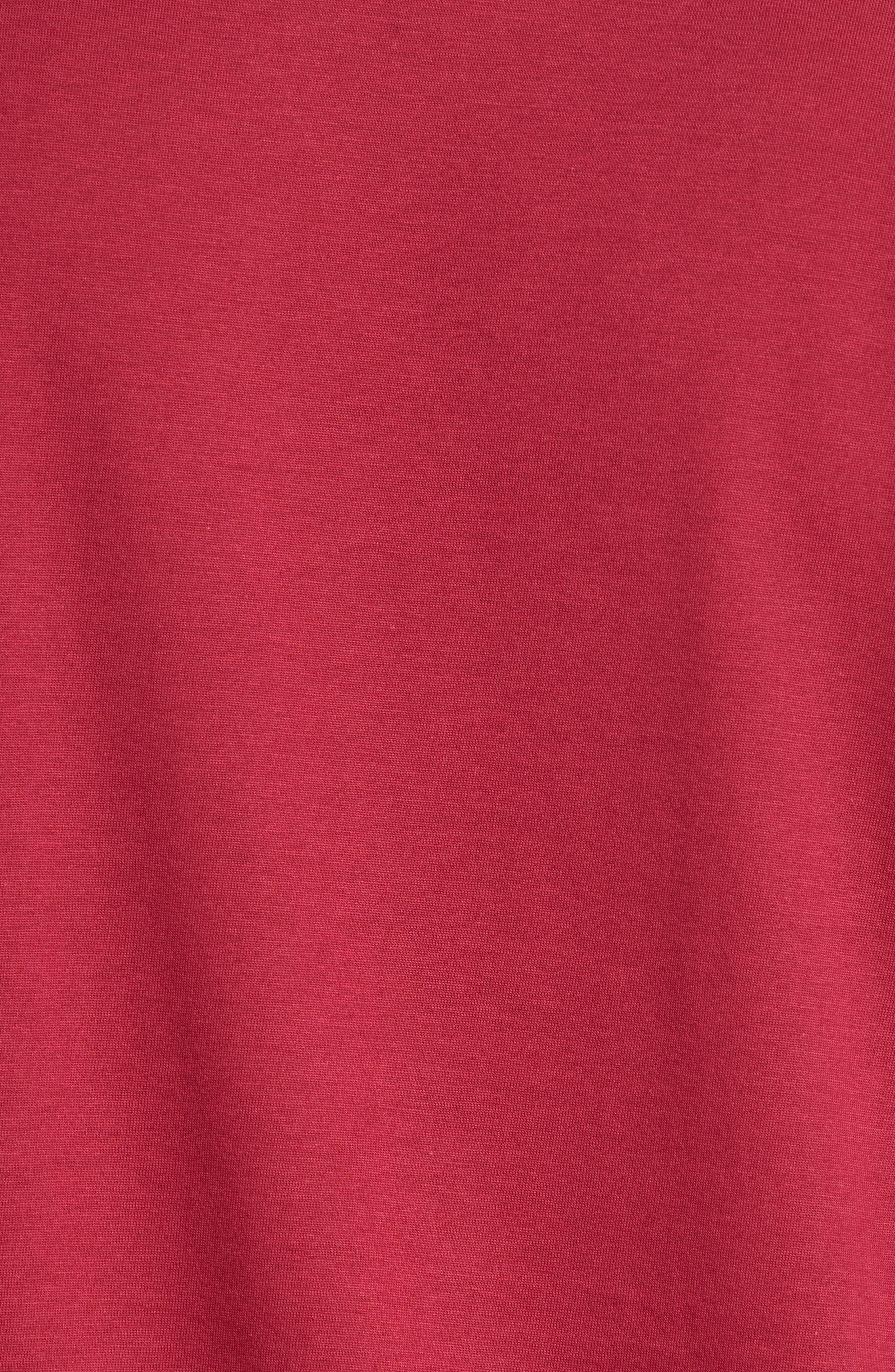Alternate Image 5  - Lacoste Pima Cotton T-Shirt