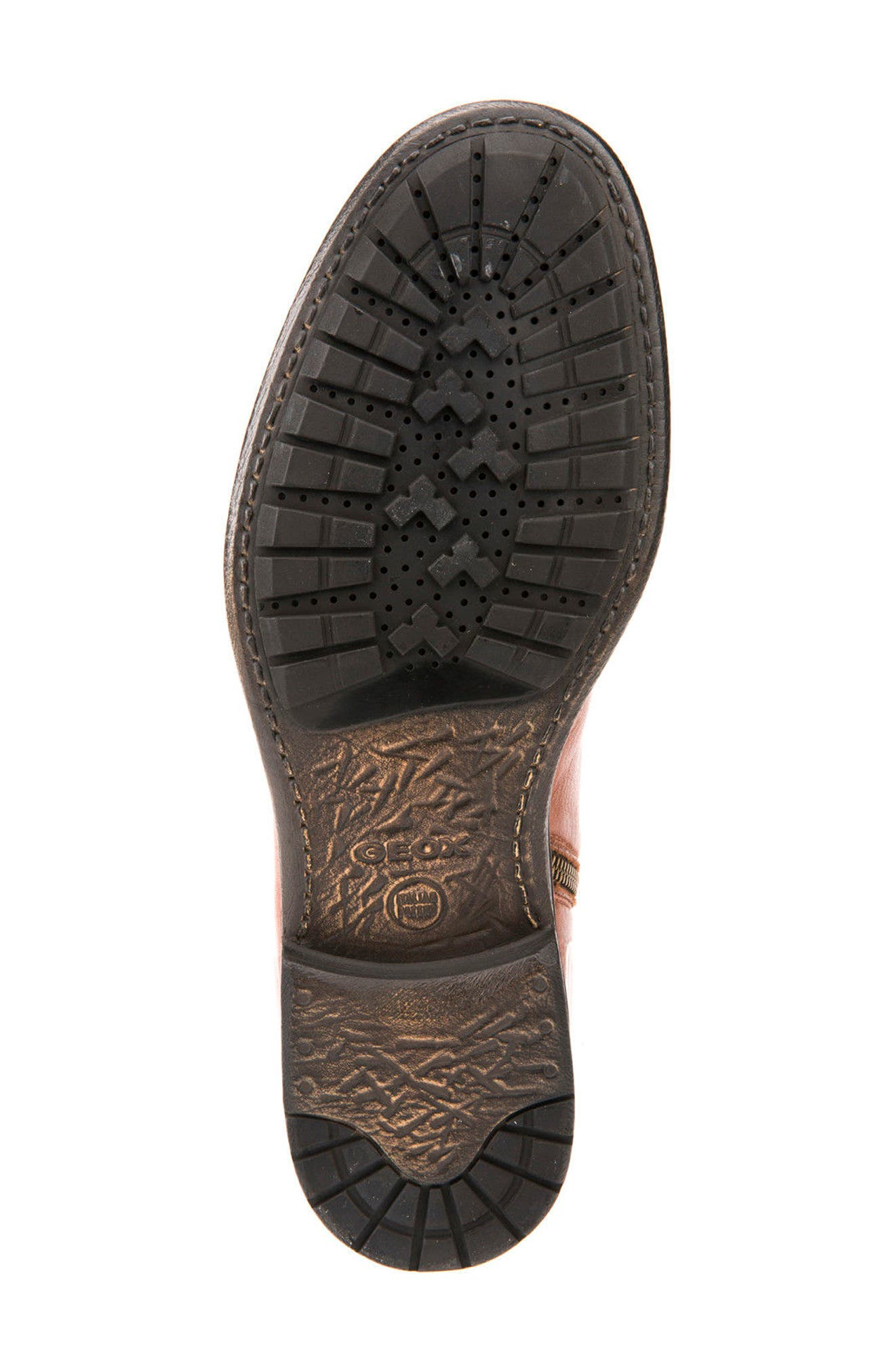Jaylon 12 Cap-Toe Boot,                             Alternate thumbnail 6, color,                             Ebony