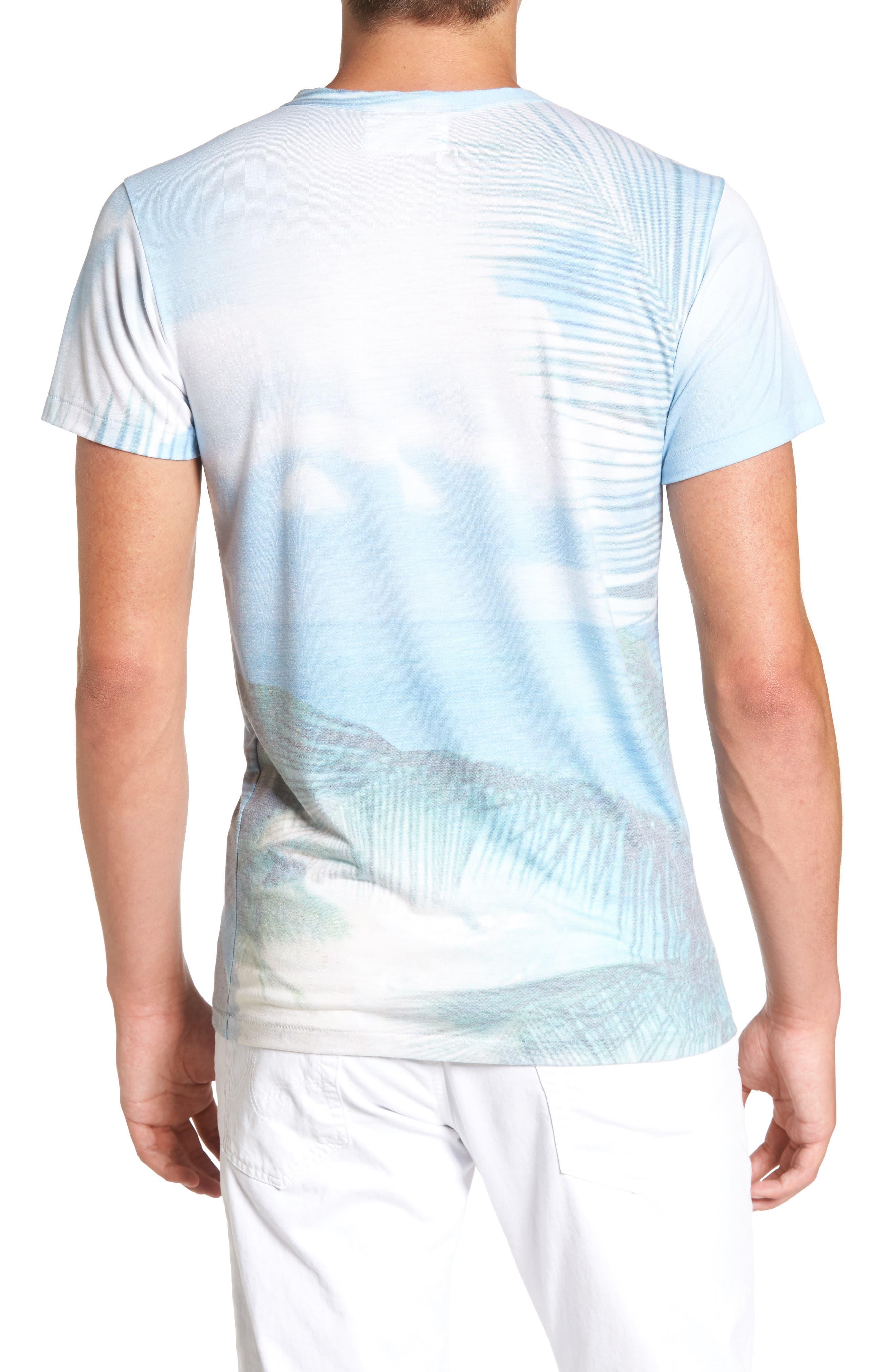 Quintana Henley T-Shirt,                             Alternate thumbnail 2, color,                             Quintanna