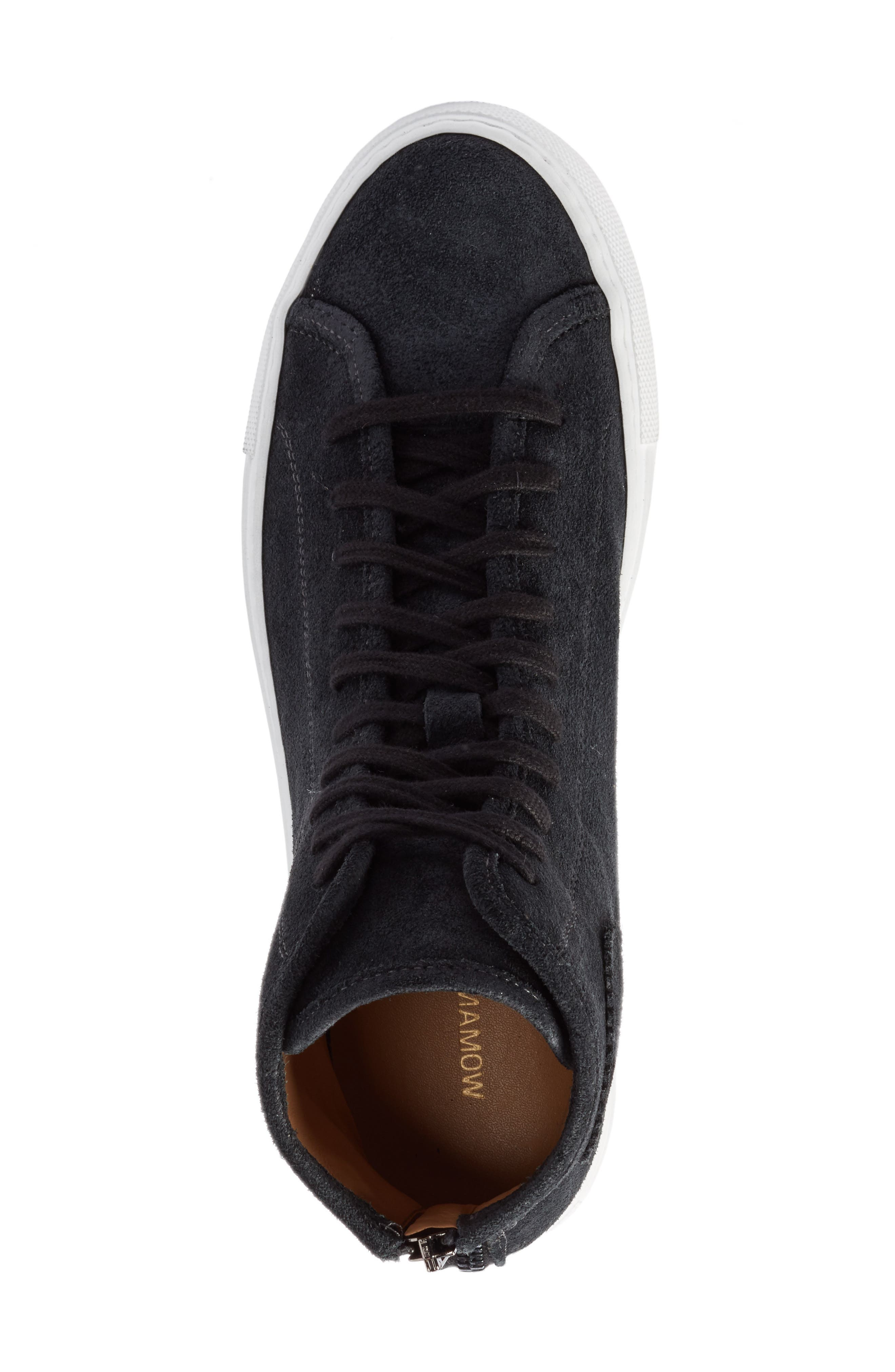 Alternate Image 5  - Common Projects Tournament High Top Sneakers (Women)