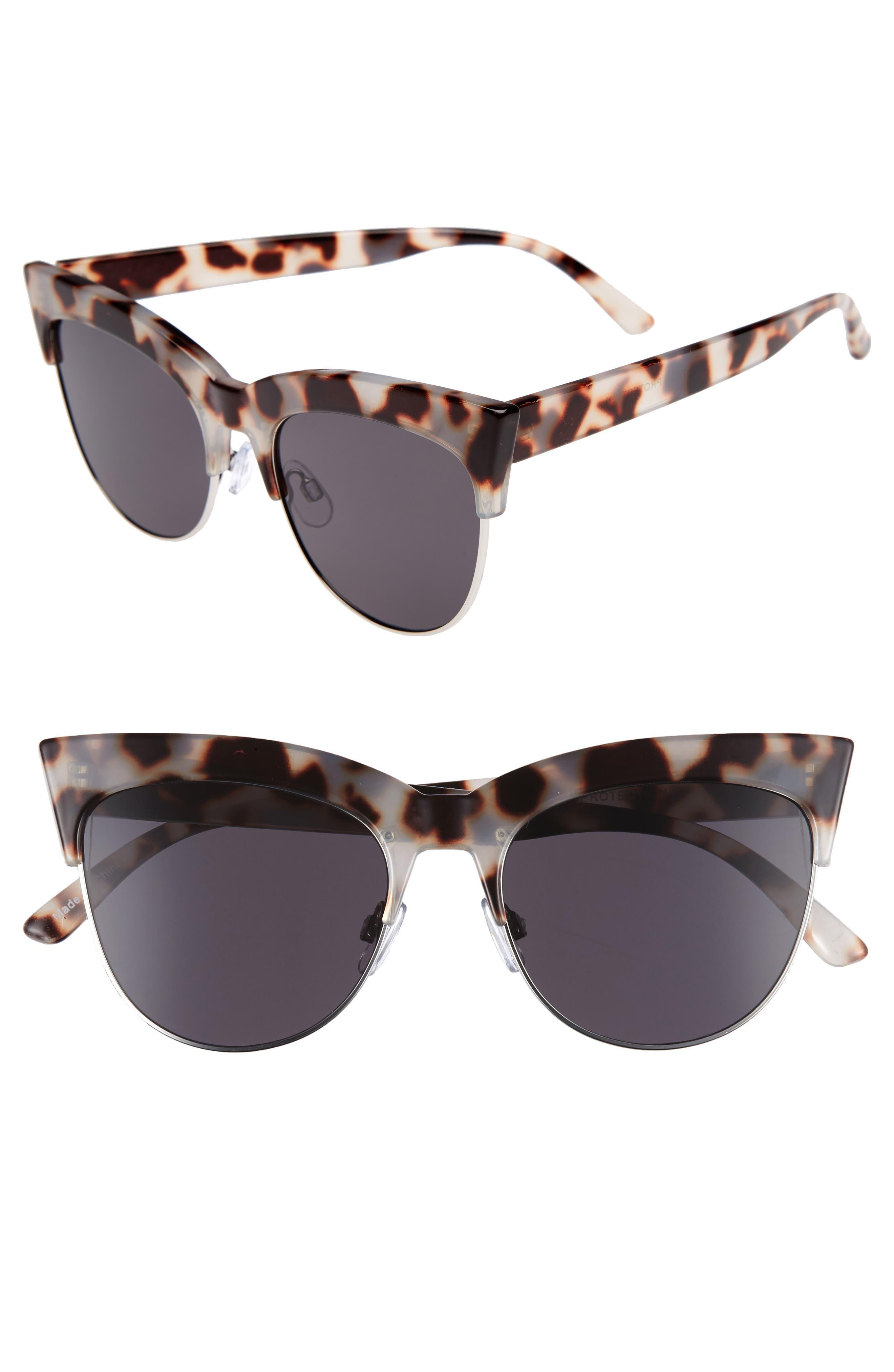 Main Image - BP. 55mm Cat Eye Sunglasses