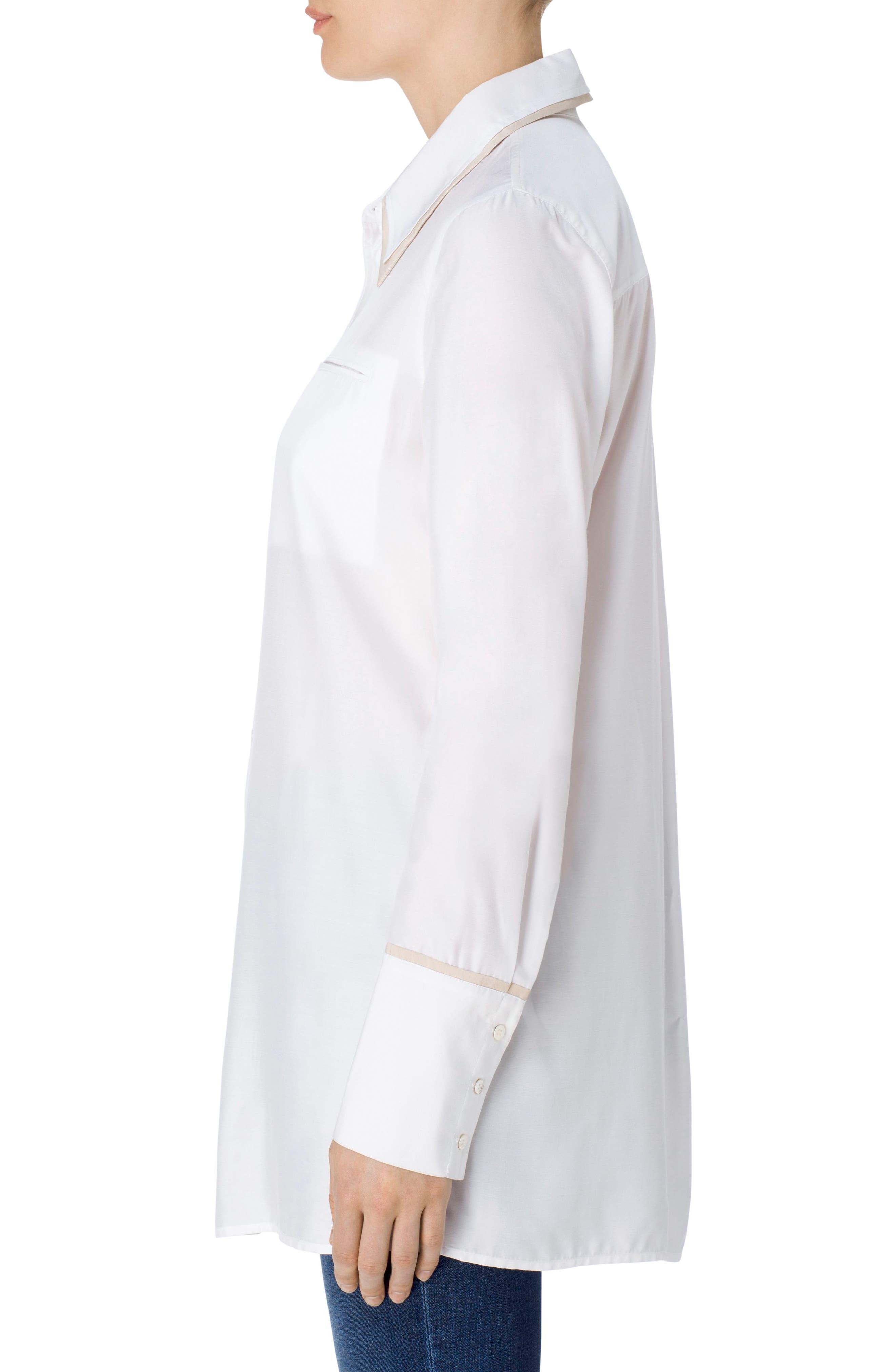 Alternate Image 3  - J Brand Blake Oversize Shirt