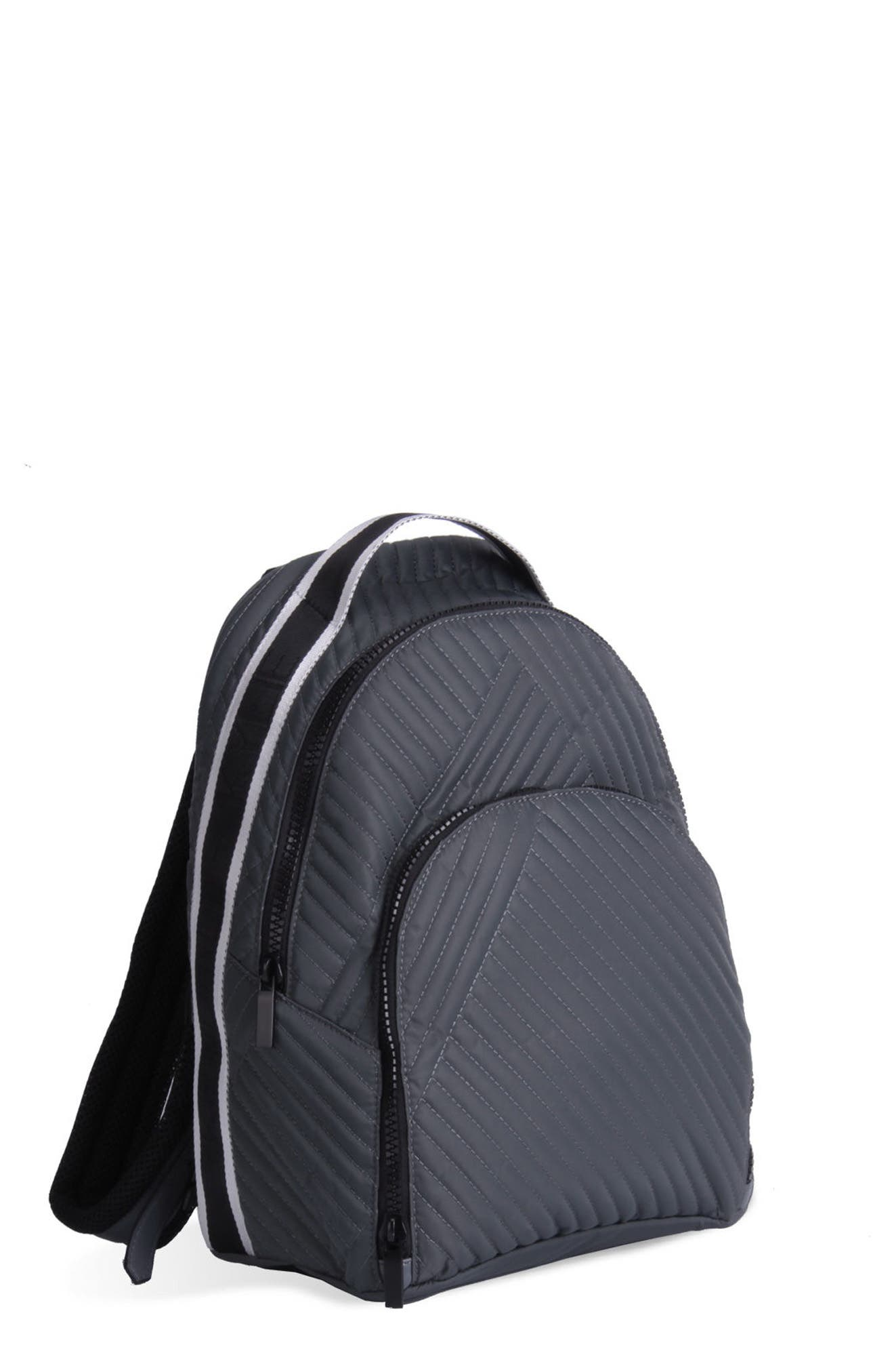 Alternate Image 1 Selected - KENDALL + KYLIE Jo Quilted Nylon Backpack